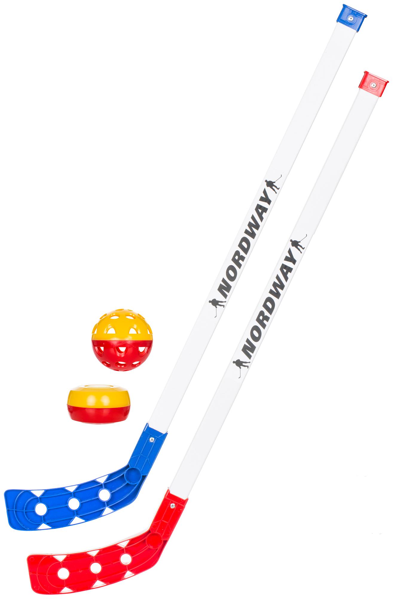 Nordway Набор клюшек хоккейных детских Nordway nordway крепления для лыж nordway nn 75