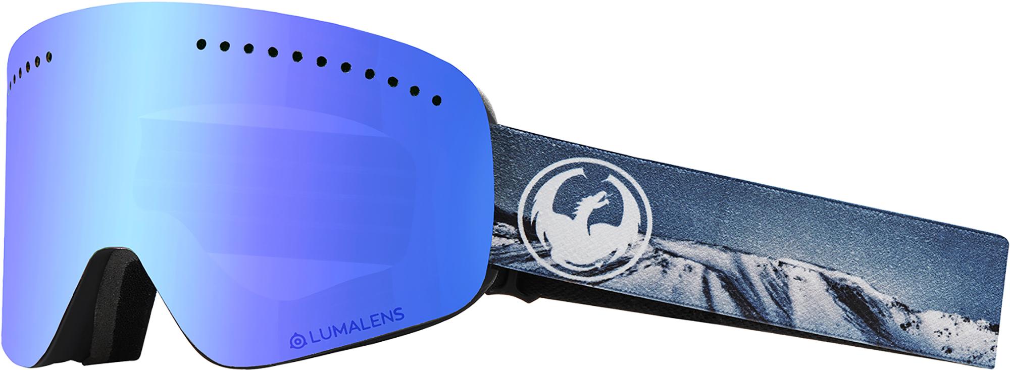 Dragon Маска со сменной линзой Dragon NFX маска для сноуборда dragon nfxs plot pink ion yellow