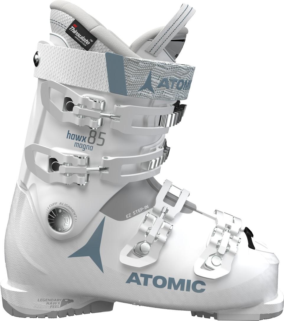 Atomic Ботинки горнолыжные женские Atomic HAWX MAGNA 85 W, размер 23 см atomic ботинки горнолыжные atomic live fit 100 размер 46