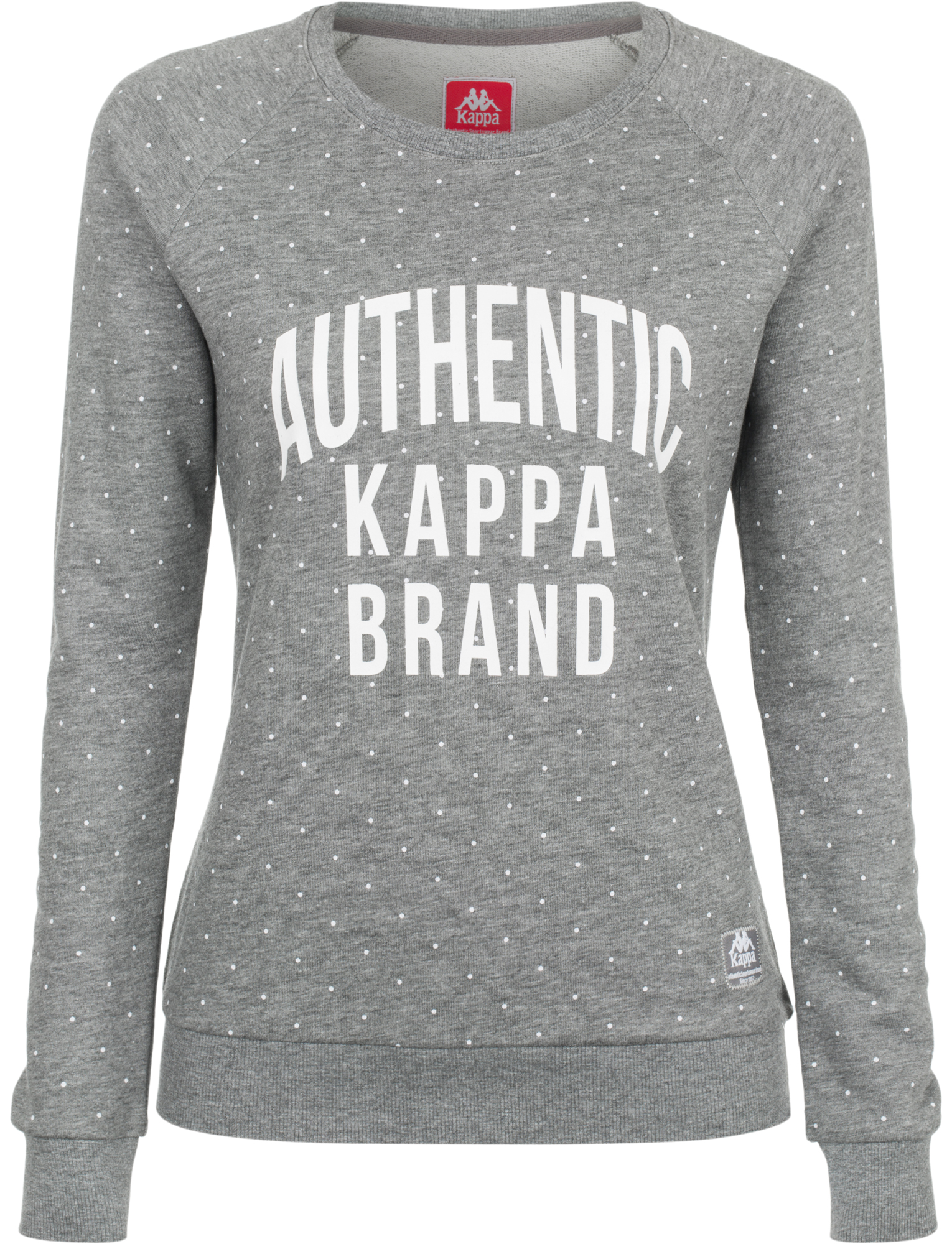Kappa Джемпер женский Kappa infinity kappa 1200w