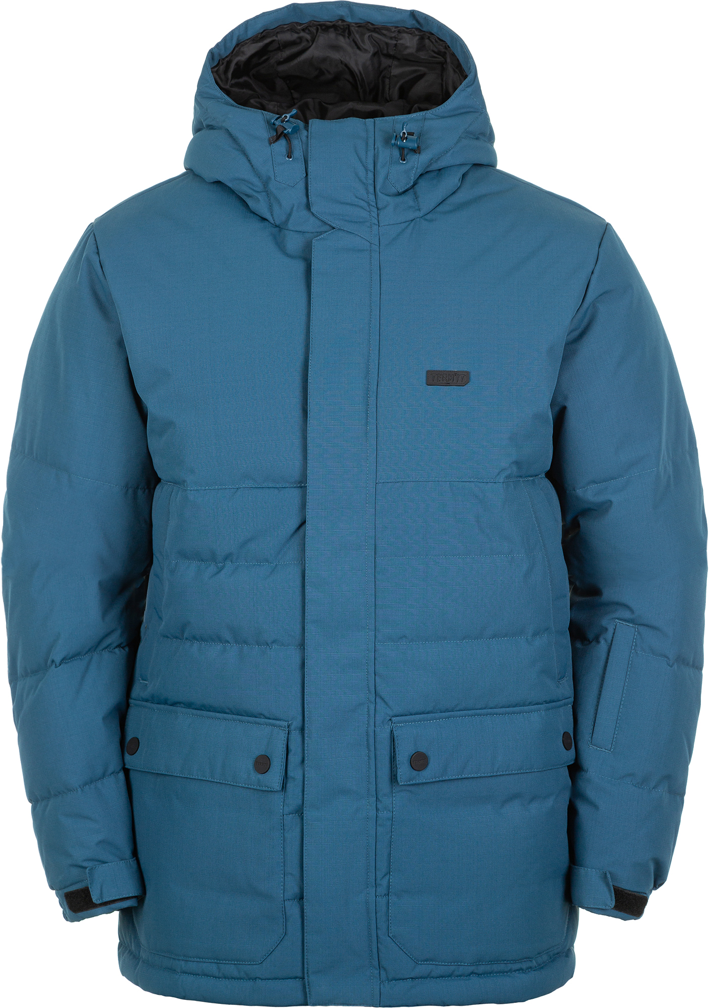 Termit Куртка пуховая мужская Termit, размер 54 цена 2017