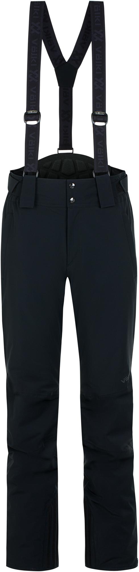 Volkl Брюки утепленные мужские Volkl, размер 56 брюки мужские oodji цвет темно синий 2b200024m 47530n 7900n размер 48 56 182