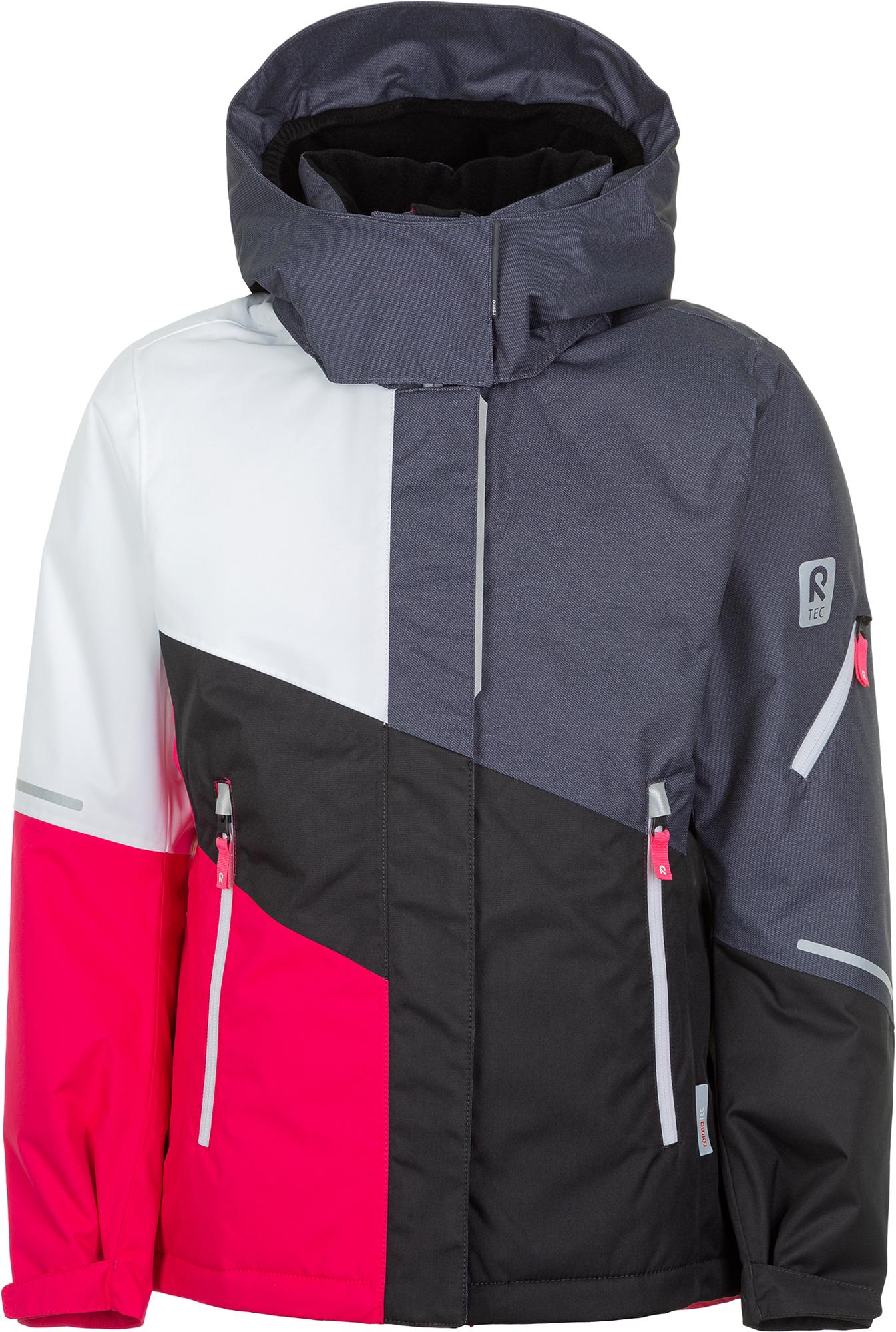 Reima Куртка утепленная для девочек Seal, размер 158