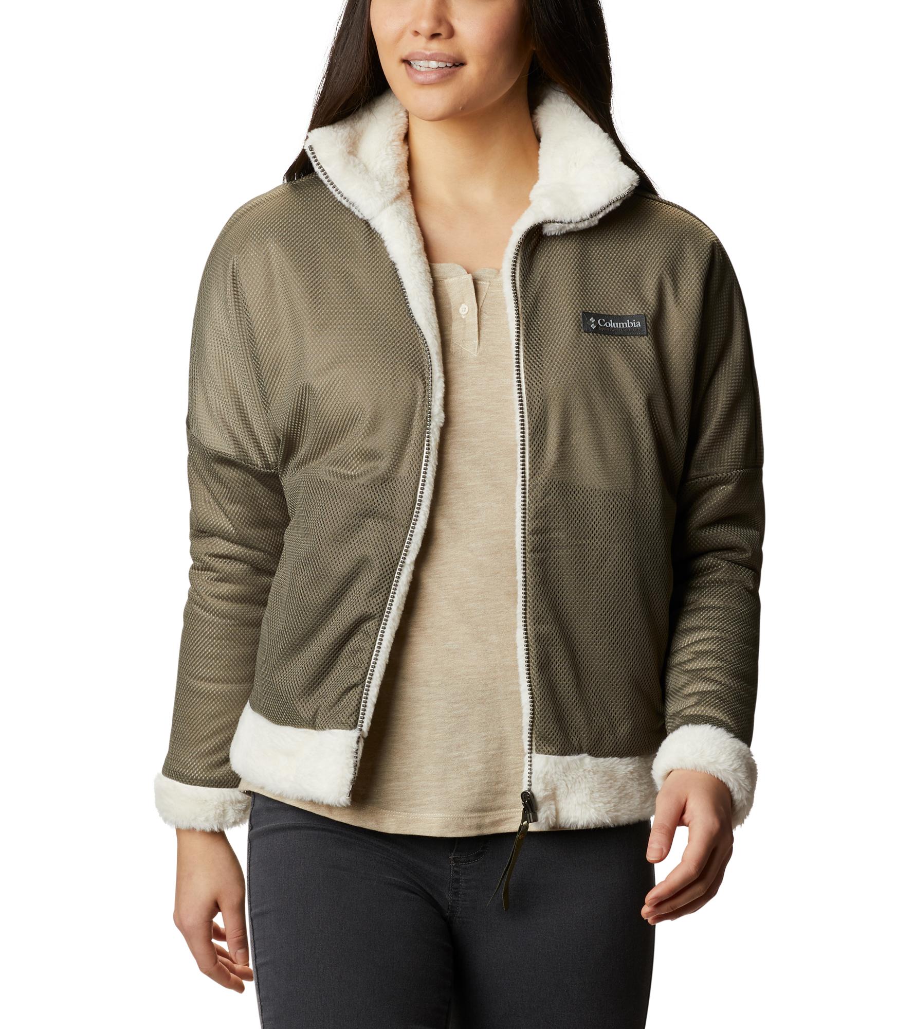Фото - Columbia Джемпер флисовый женский Columbia Bundle Up™, размер 46 джемпер женский zarina цвет белый 8224547442001 размер m 46