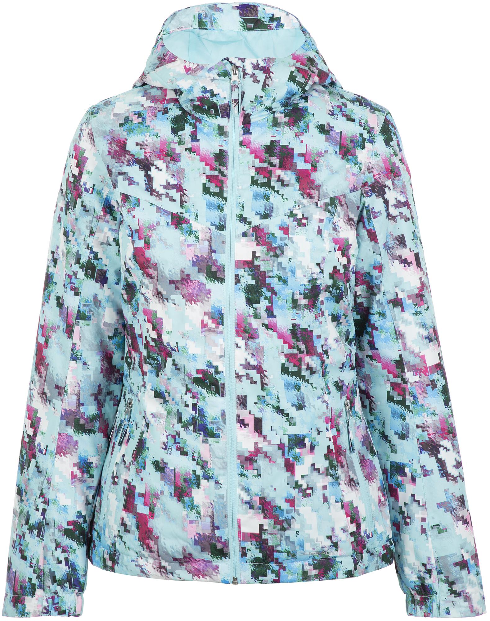 Glissade Куртка утепленная женская Glissade, размер 42 glissade куртка утепленная мужская glissade размер 56 58