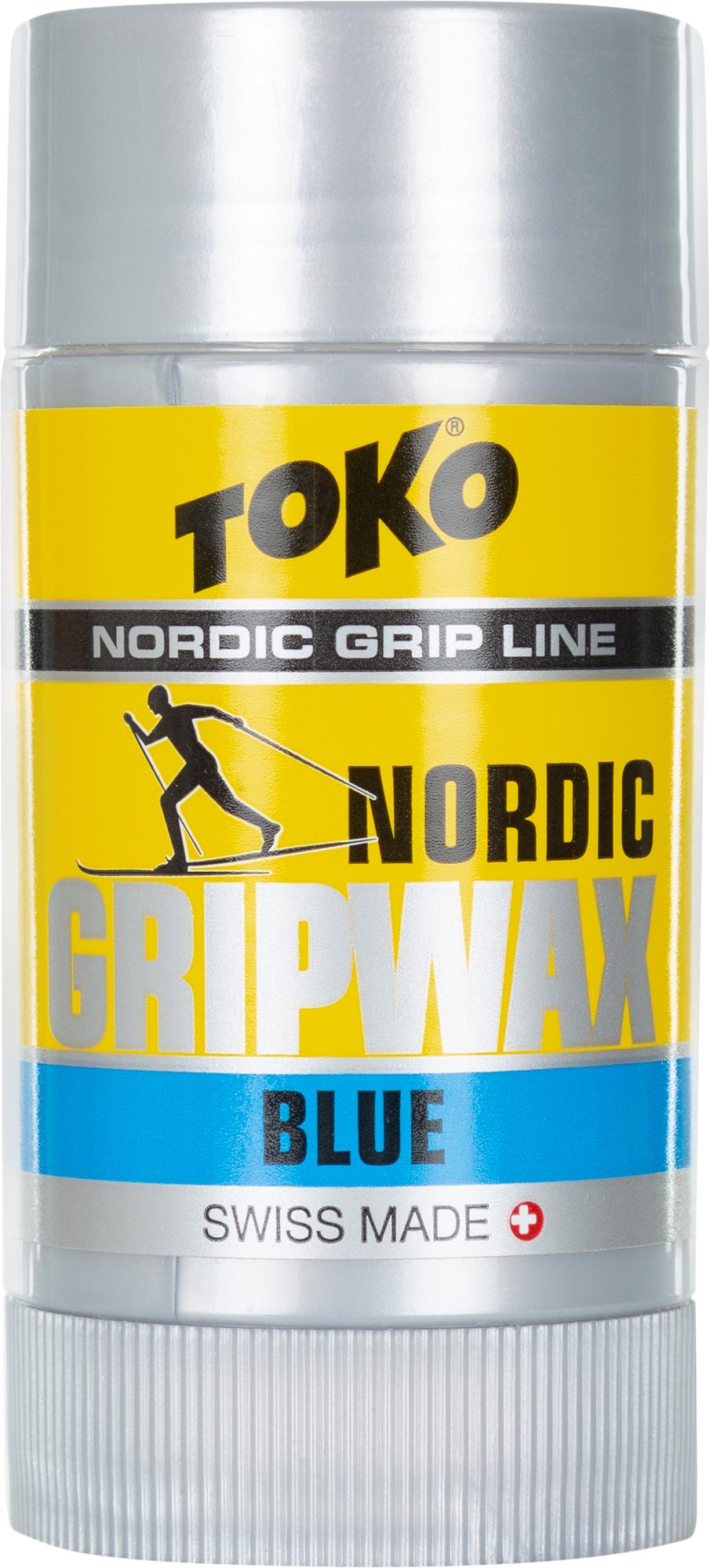 Toko Мазь для лыж TOKO Nordic GripWax Blue