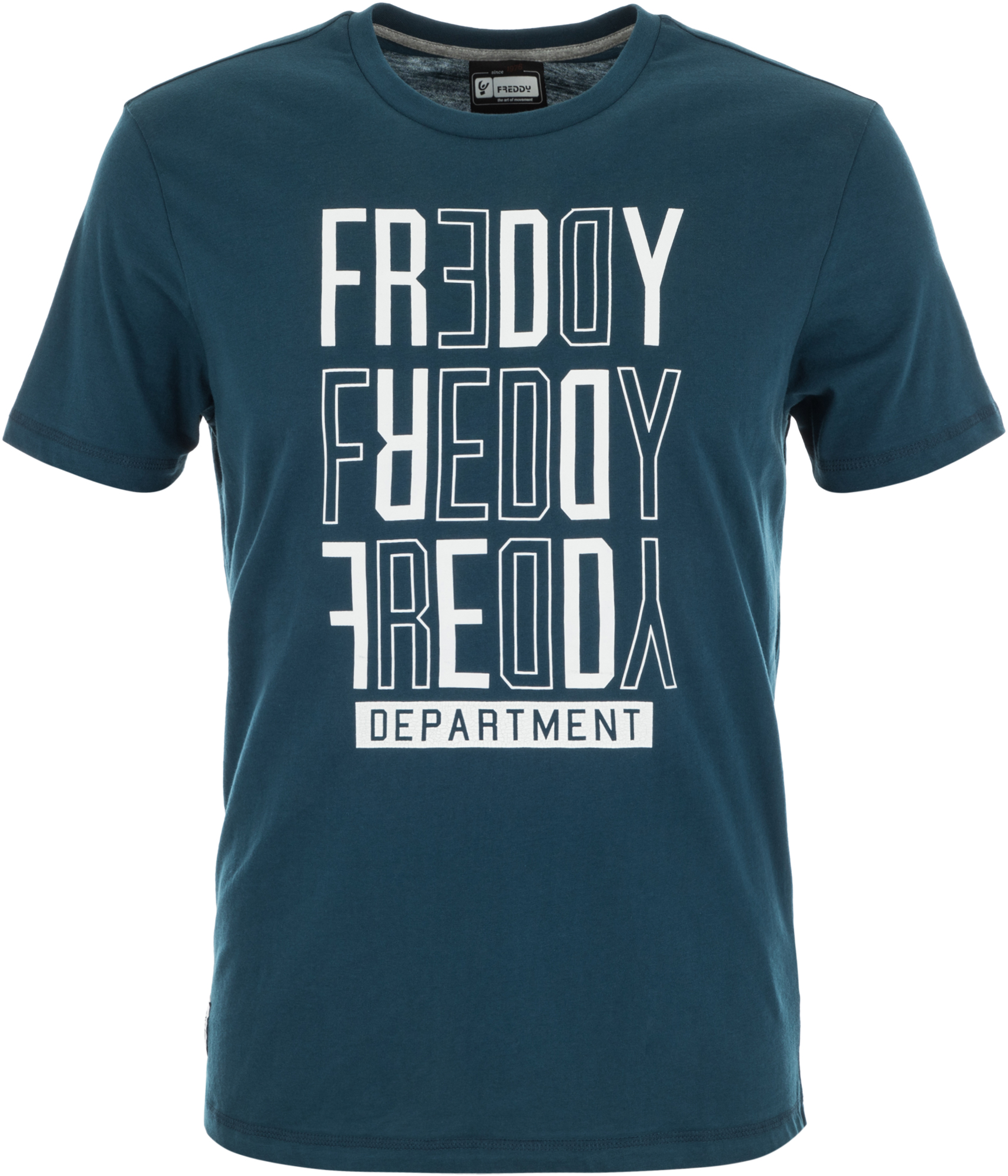 Freddy Футболка мужская Freddy Training, размер 52-54 недорго, оригинальная цена