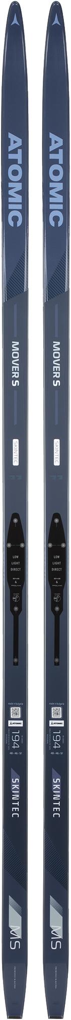 Atomic Беговые лыжи Atomic Mover Skintec, размер 204 sperling michael atomic absorption spectrometry