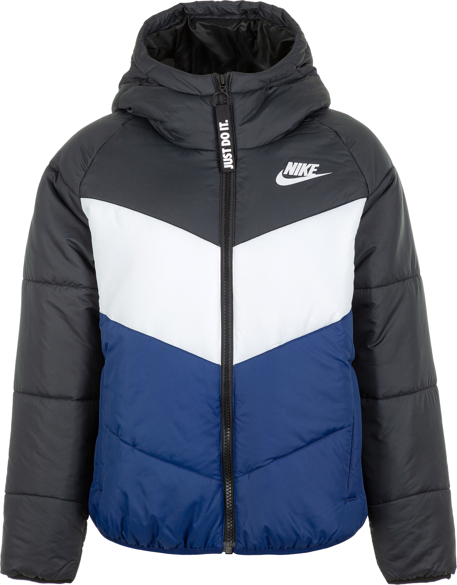 Nike Куртка утепленная женская Nike, размер 50-52 цена