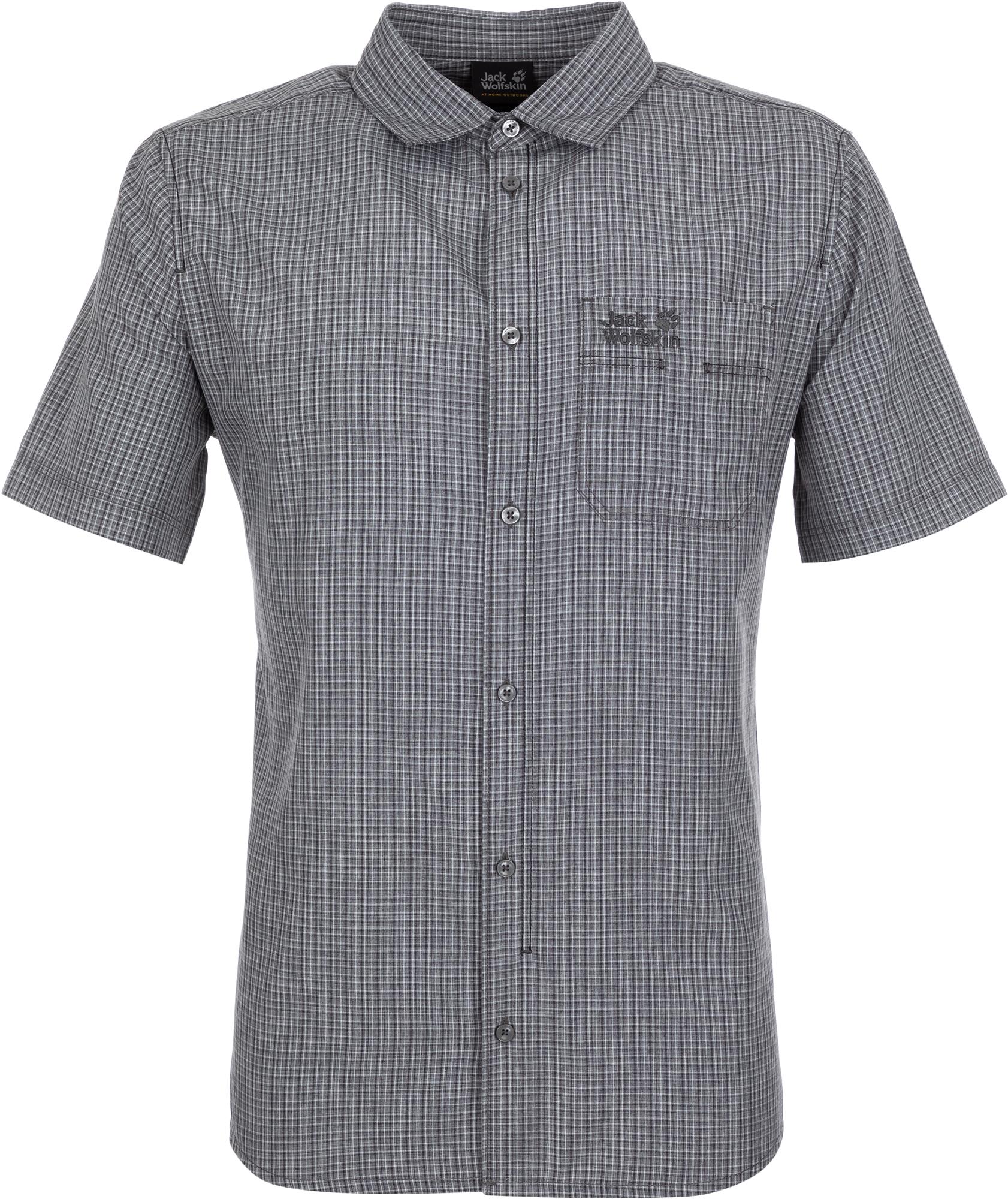 JACK WOLFSKIN Рубашка мужская JACK WOLFSKIN El Dorado, размер 54-56