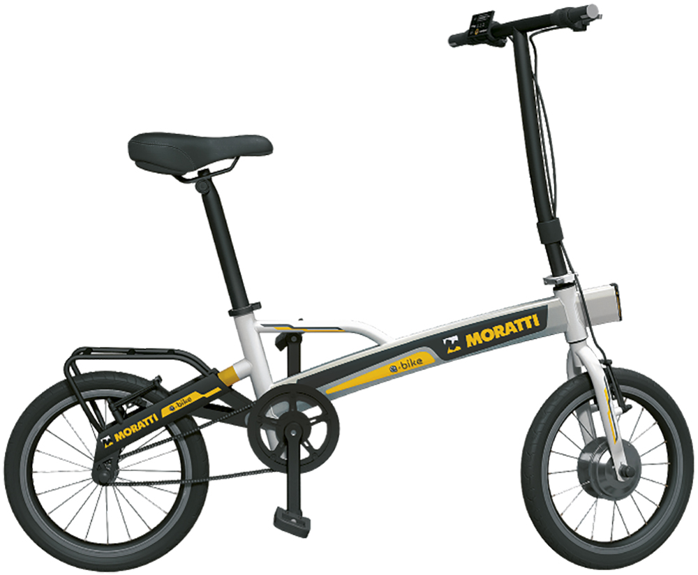 "Moratti Электровелосипед Moratti 16"" Hybrid Bike"