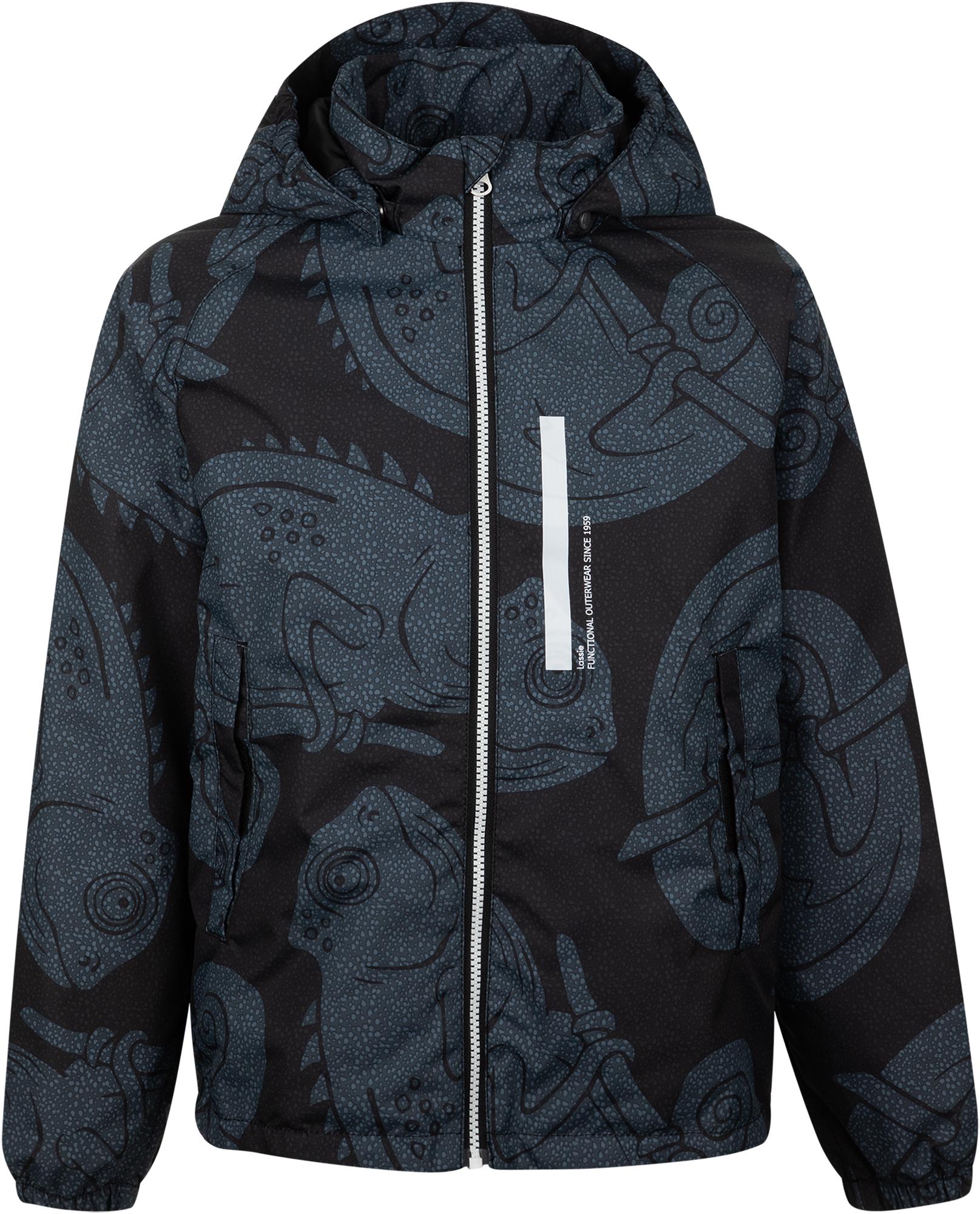 цена на Lassie Куртка утепленная для мальчиков LASSIE Kaspian, размер 140