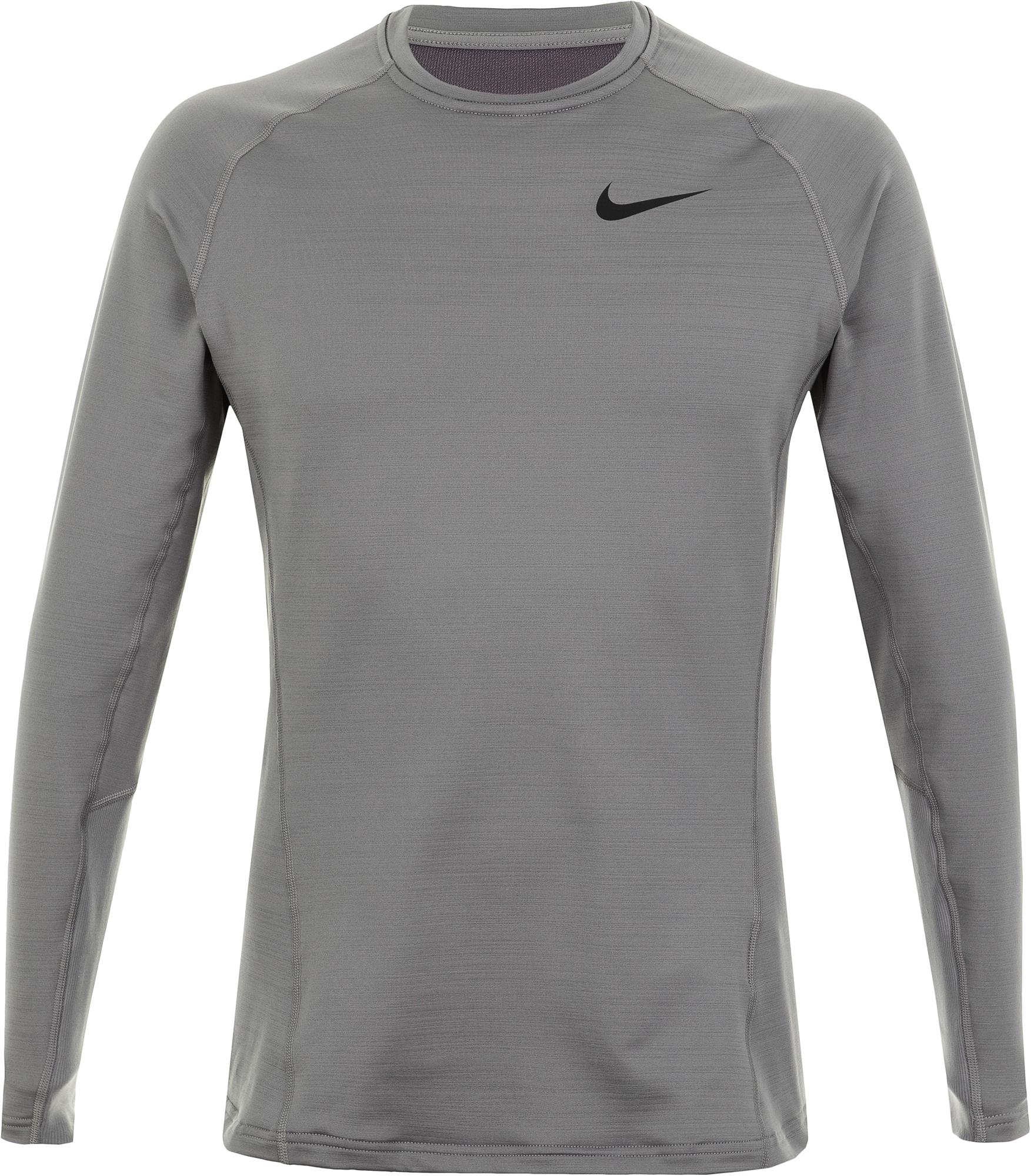 Nike Лонгслив мужской Nike Pro Warm, размер 52-54 лонгслив nike nike ni464emhucx8