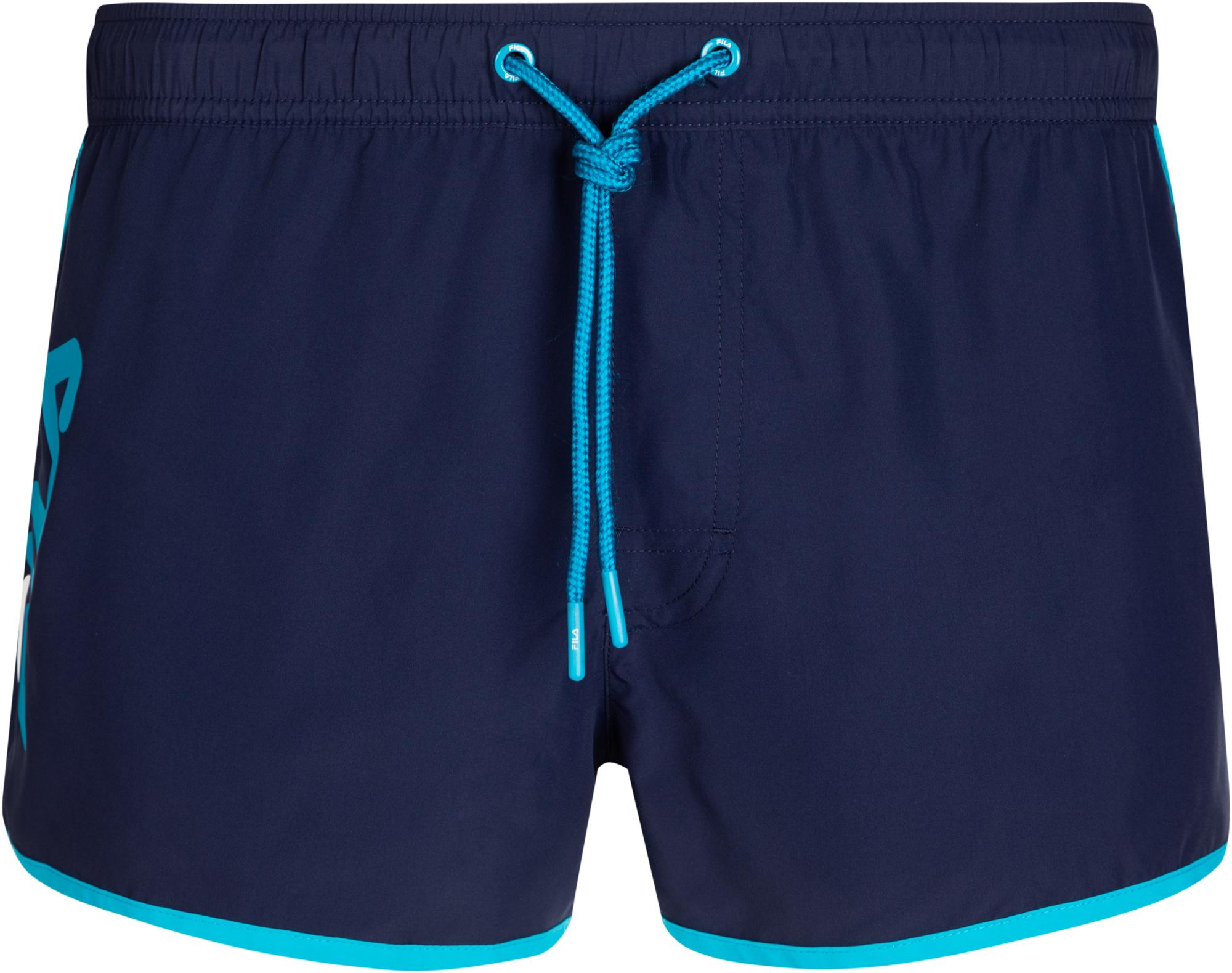 Фото - FILA Шорты плавательные мужские FILA, размер 46 fila шорты плавательные для мальчиков fila размер 164