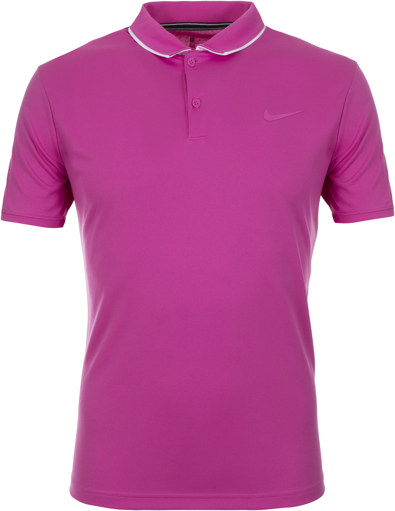 Nike Поло мужское Nike Dry, размер 44-46 поло мужское tom farr цвет черный tf 4000 58 19 размер s 46