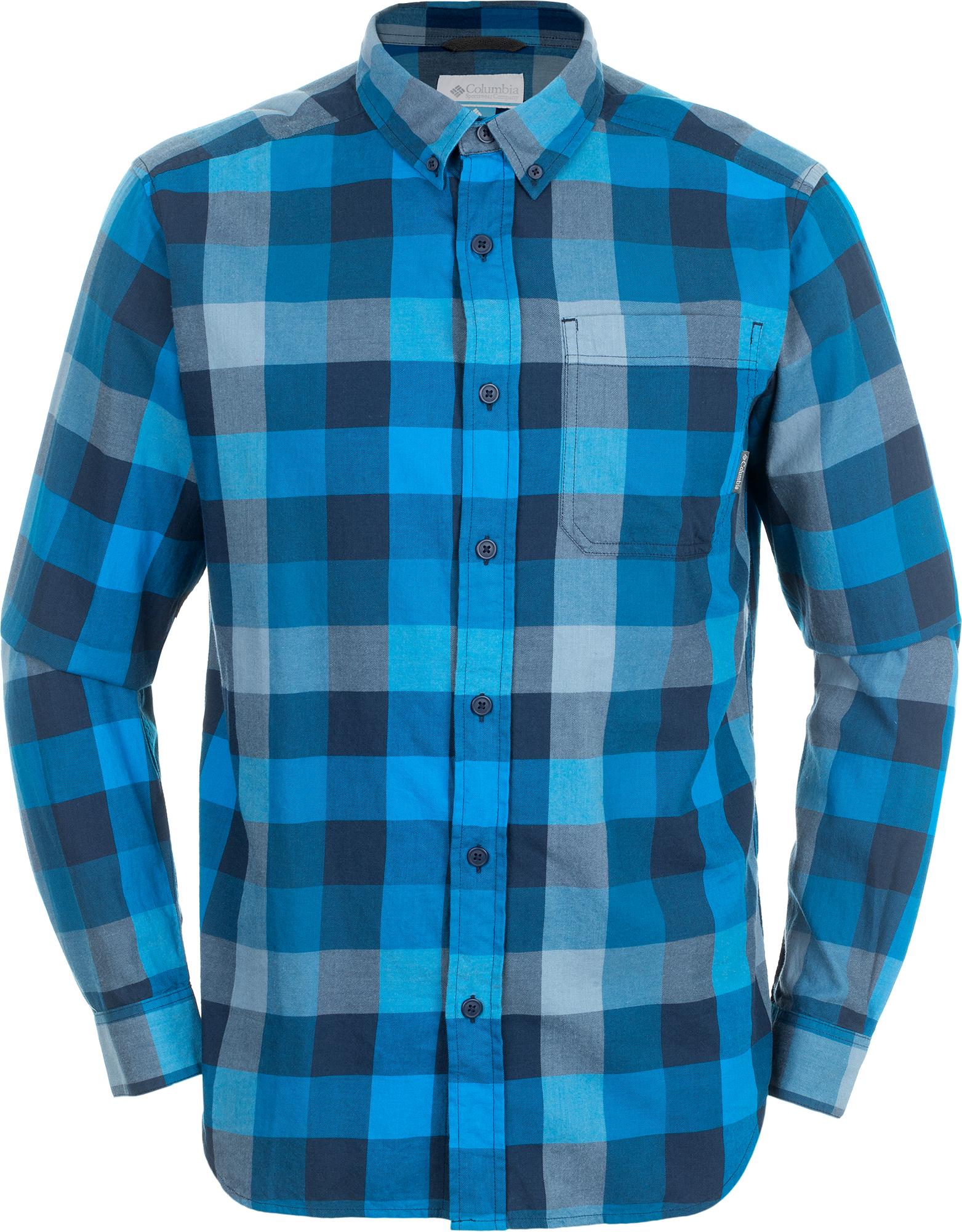 Columbia Рубашка с длинным рукавом мужская Columbia Out and Back II