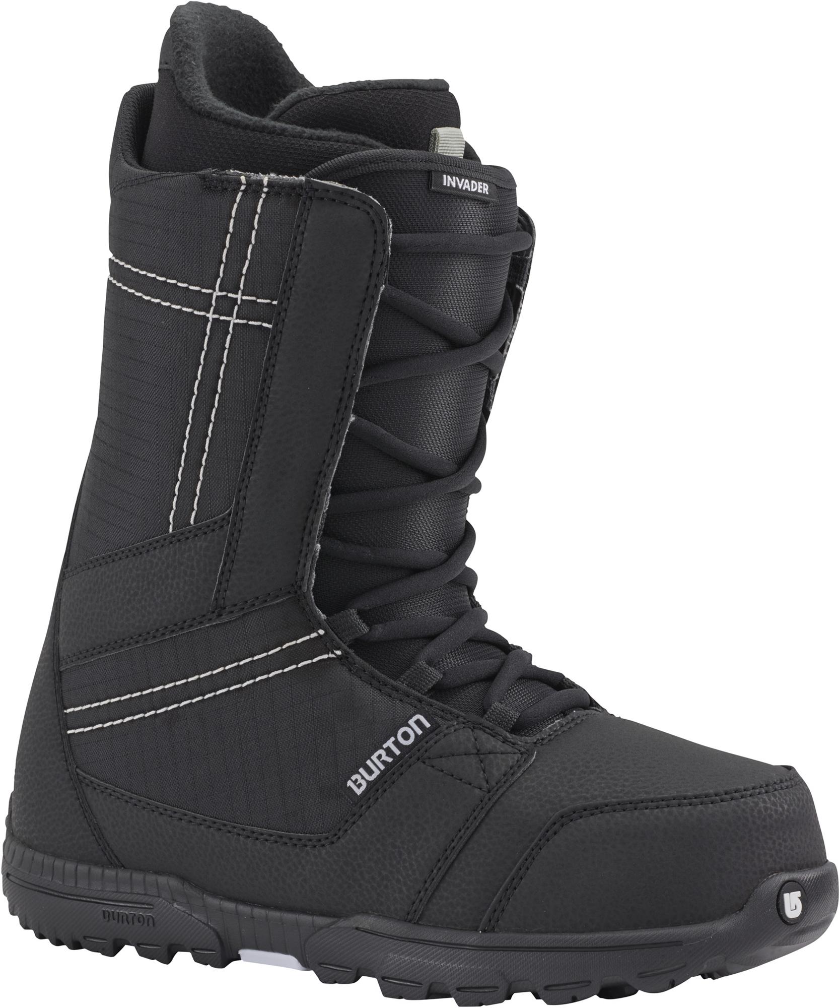 Burton Ботинки сноубордические Burton Invader, размер 41,5 брюки burton menswear london burton menswear london bu014emchoc6