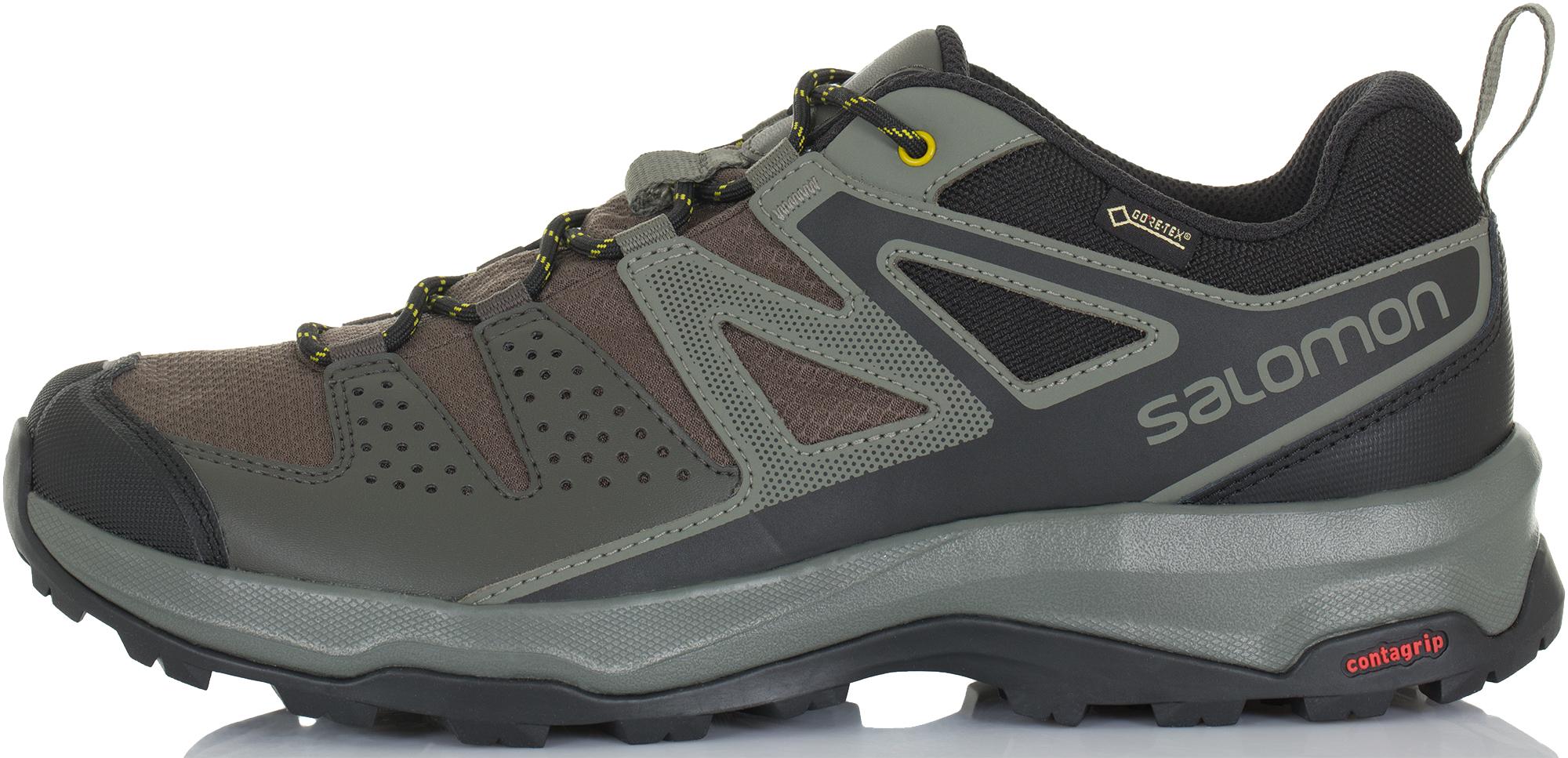 Salomon Полуботинки мужские Salomon X Radiant Gtx, размер 44 ботинки мужские salomon ultra mid gore tex