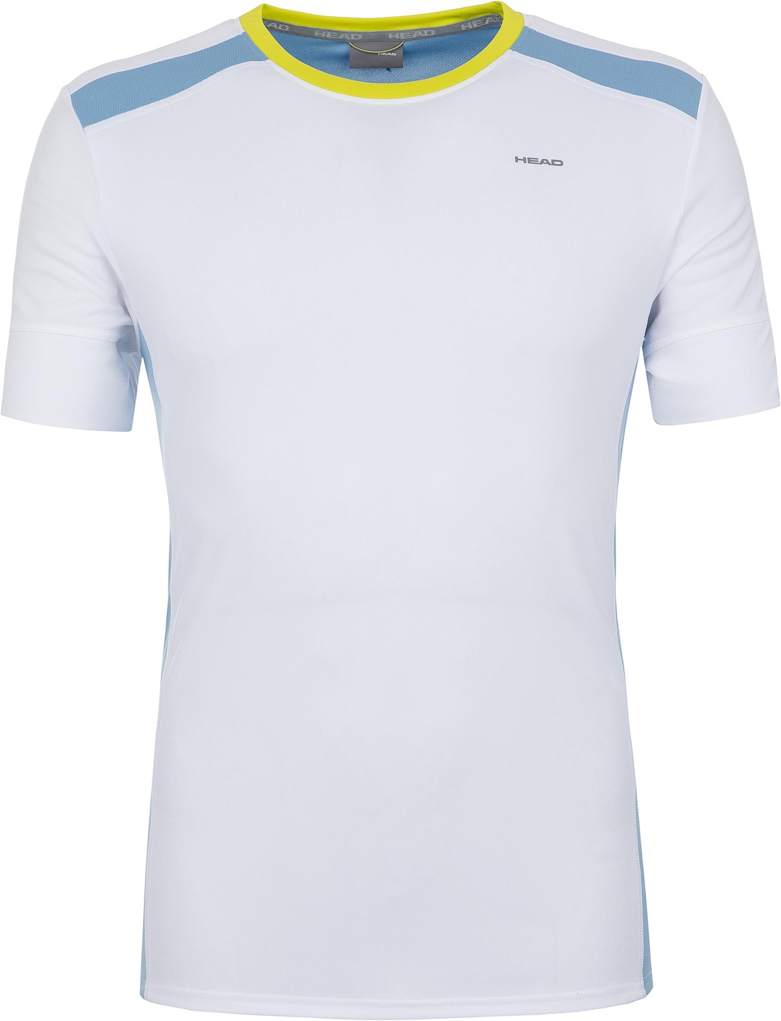Head Футболка мужская Head Uni, размер 48 цена 2017