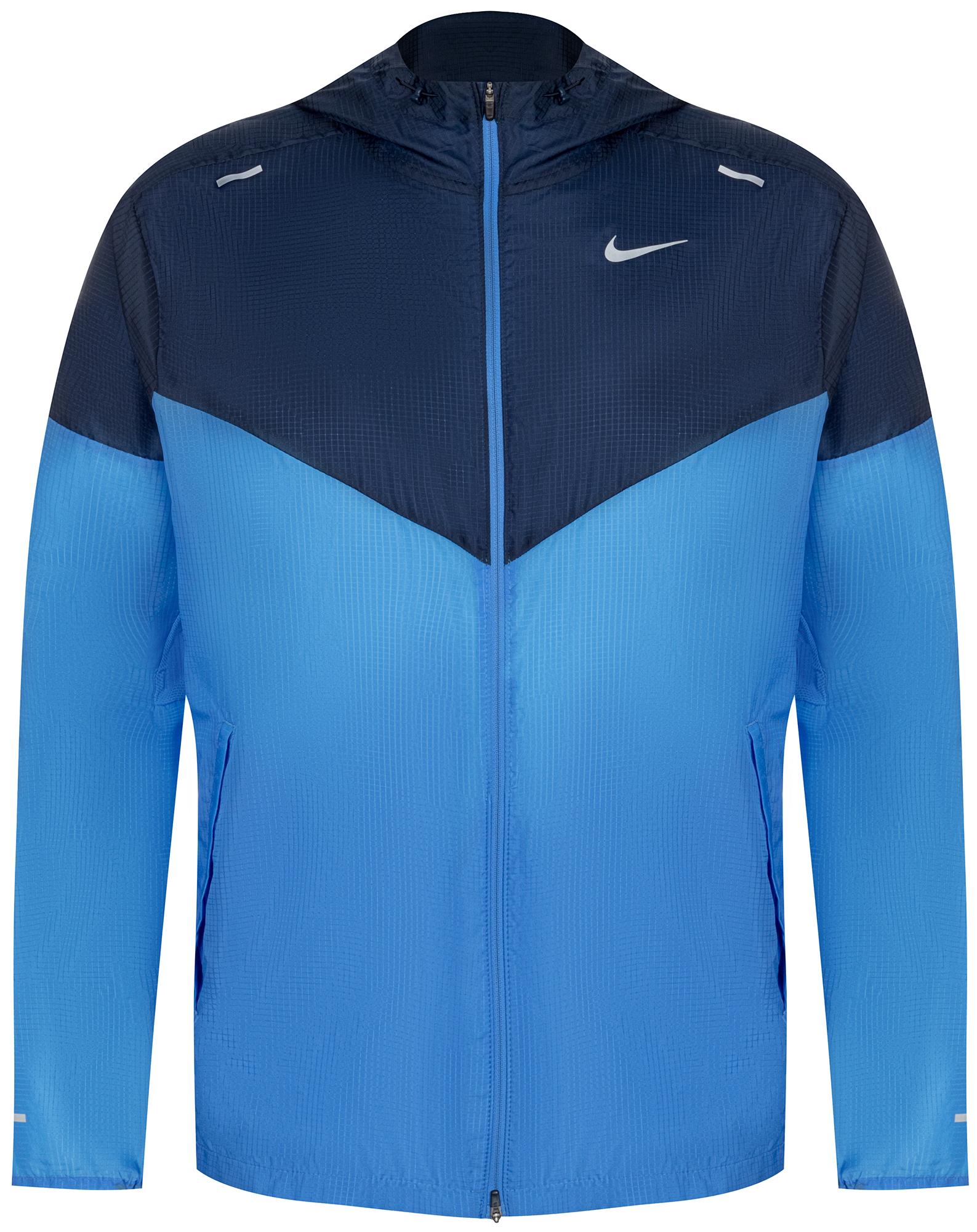 цена Nike Ветровка мужская Nike Windrunner, размер 46-48 онлайн в 2017 году