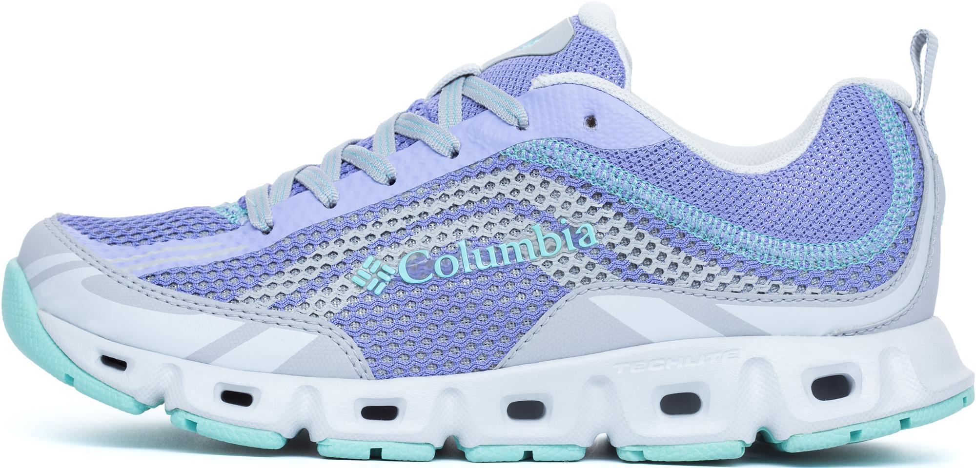 Columbia Полуботинки женские Columbia Drainmaker IV, размер 41 columbia ботинки утепленные женские columbia bugaboot plus iv omni heat размер 41