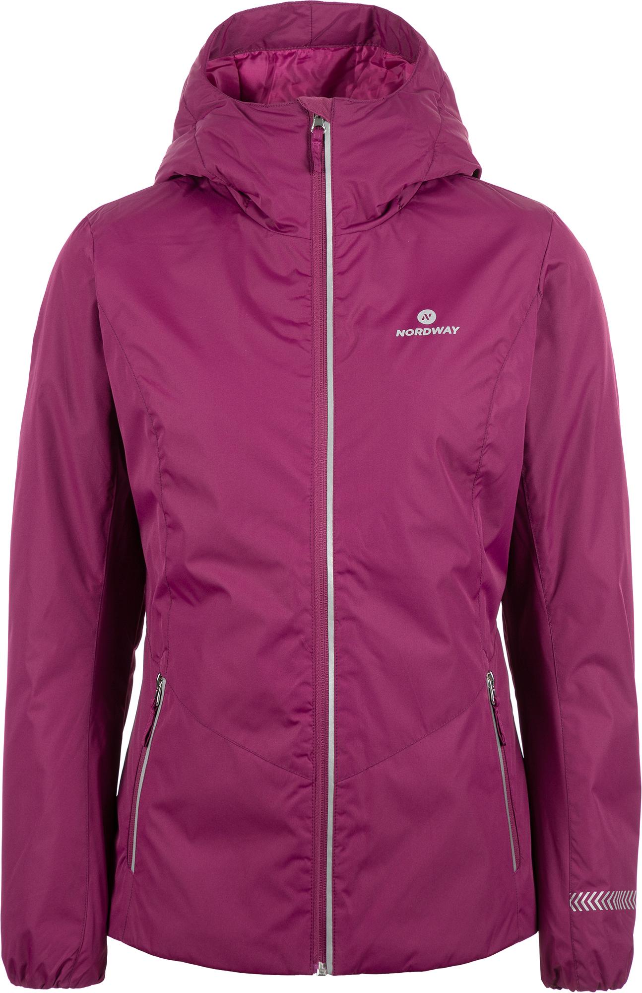 Nordway Куртка утепленная женская Nordway, размер 54