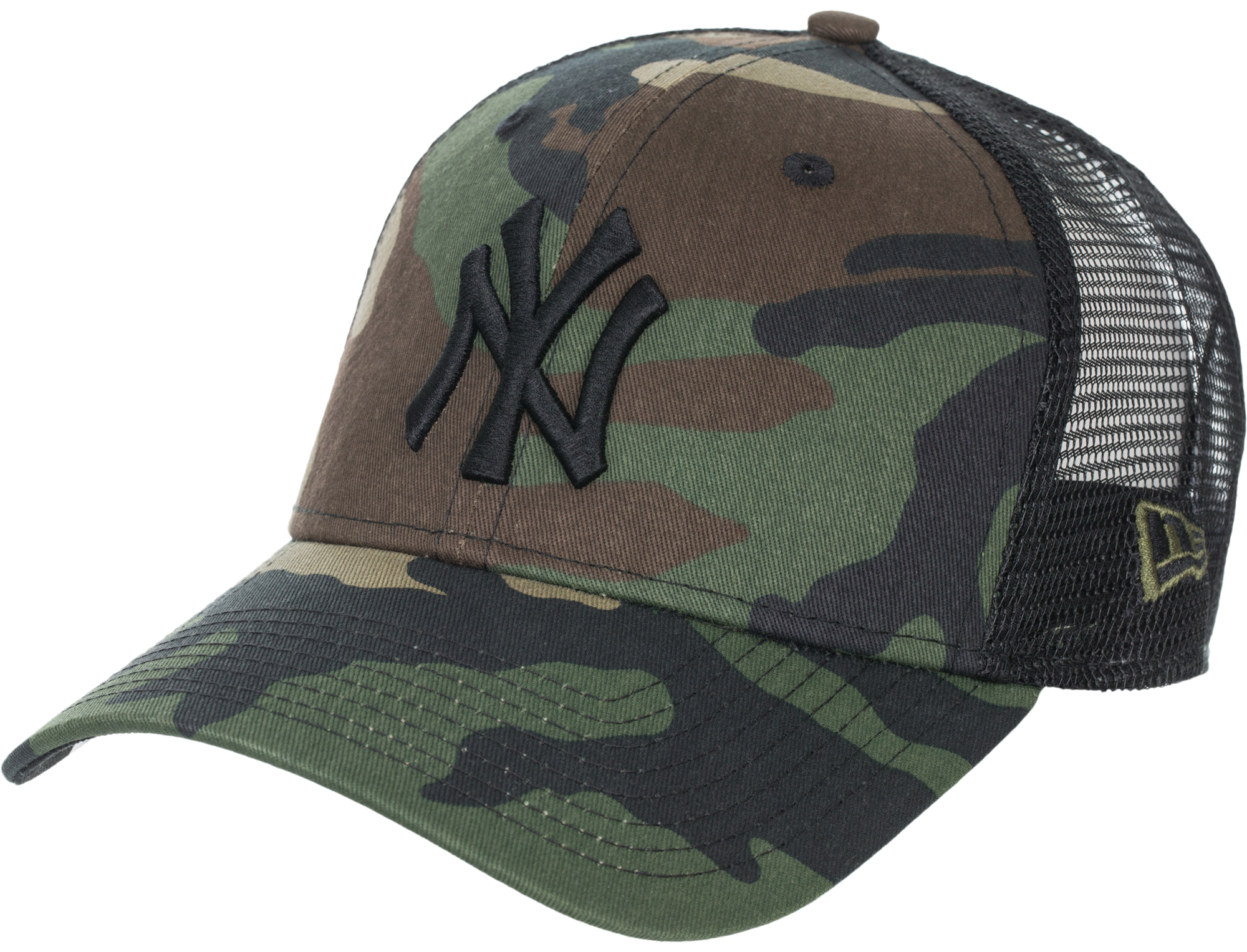 New Era Бейсболка New Era Core Trucker Neyyan majorleaguebaseball mlb new york yankees nyy home yankee stadium 3d puzzle model paper