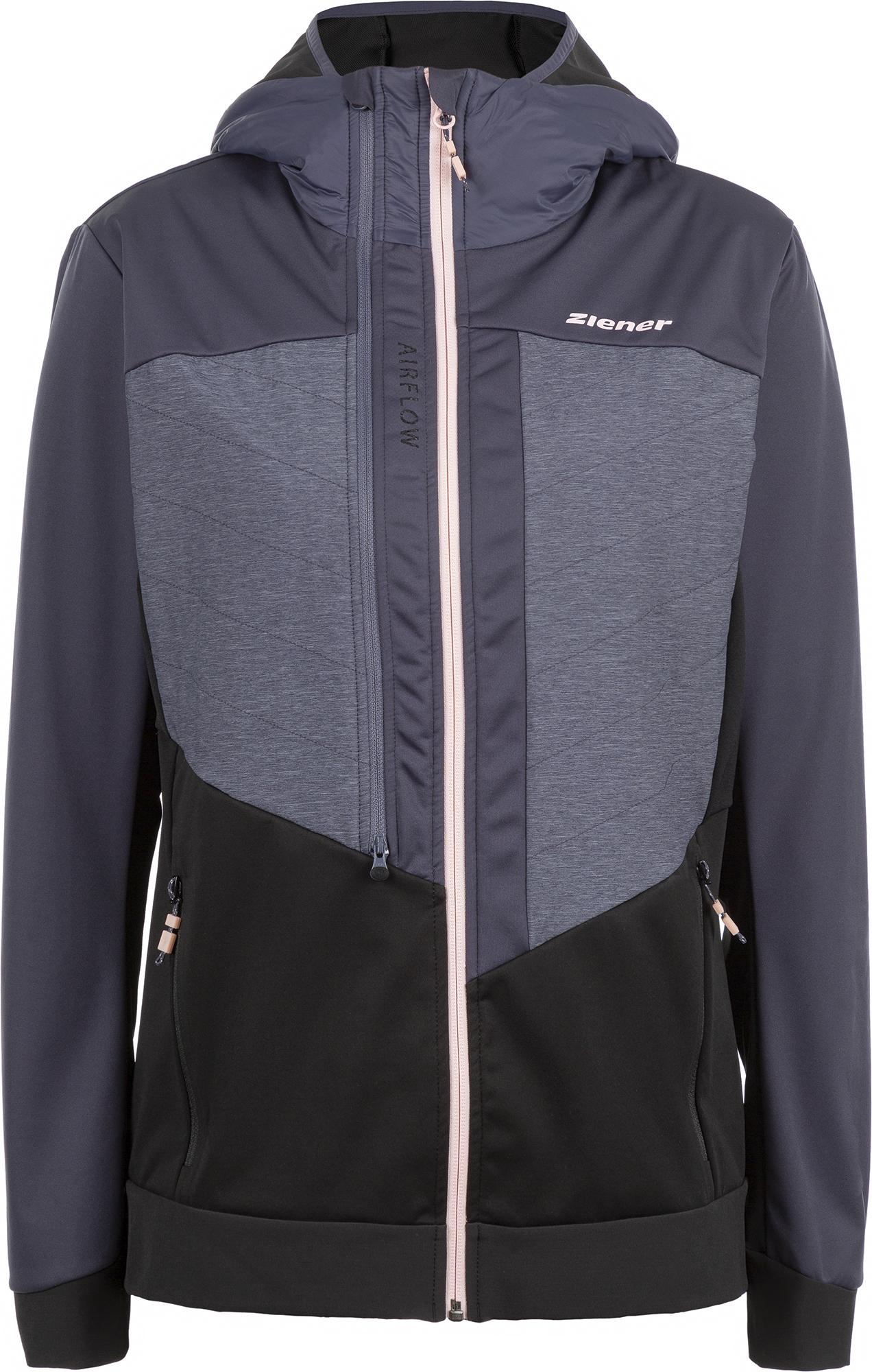 Ziener Куртка утепленная женская Ziener Neta, размер 44
