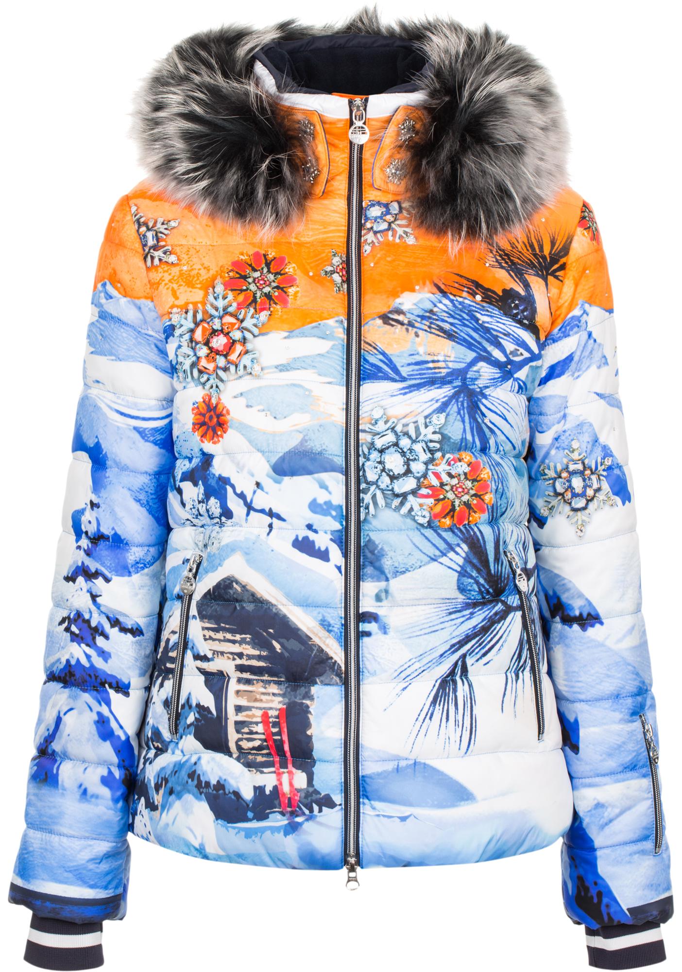 куртка женская горнолыжная colleen schoffel Sportalm Куртка пуховая женская Sportalm Corbier