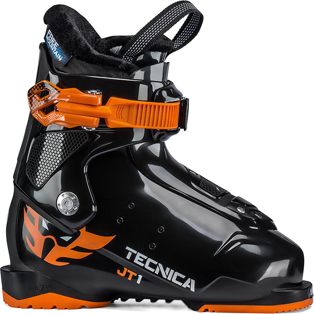 Tecnica Ботинки горнолыжные детские JT 1, размер 17 см