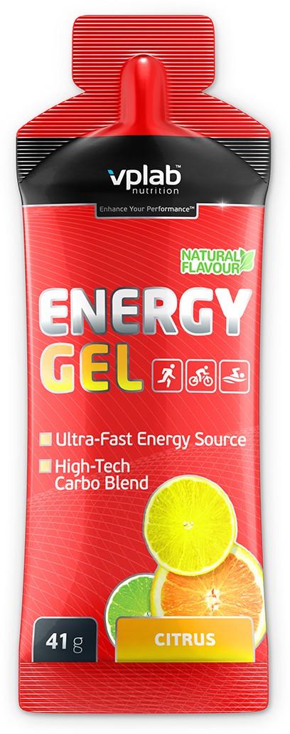 Vplab nutrition Гель энергетический со вкусом цитрус