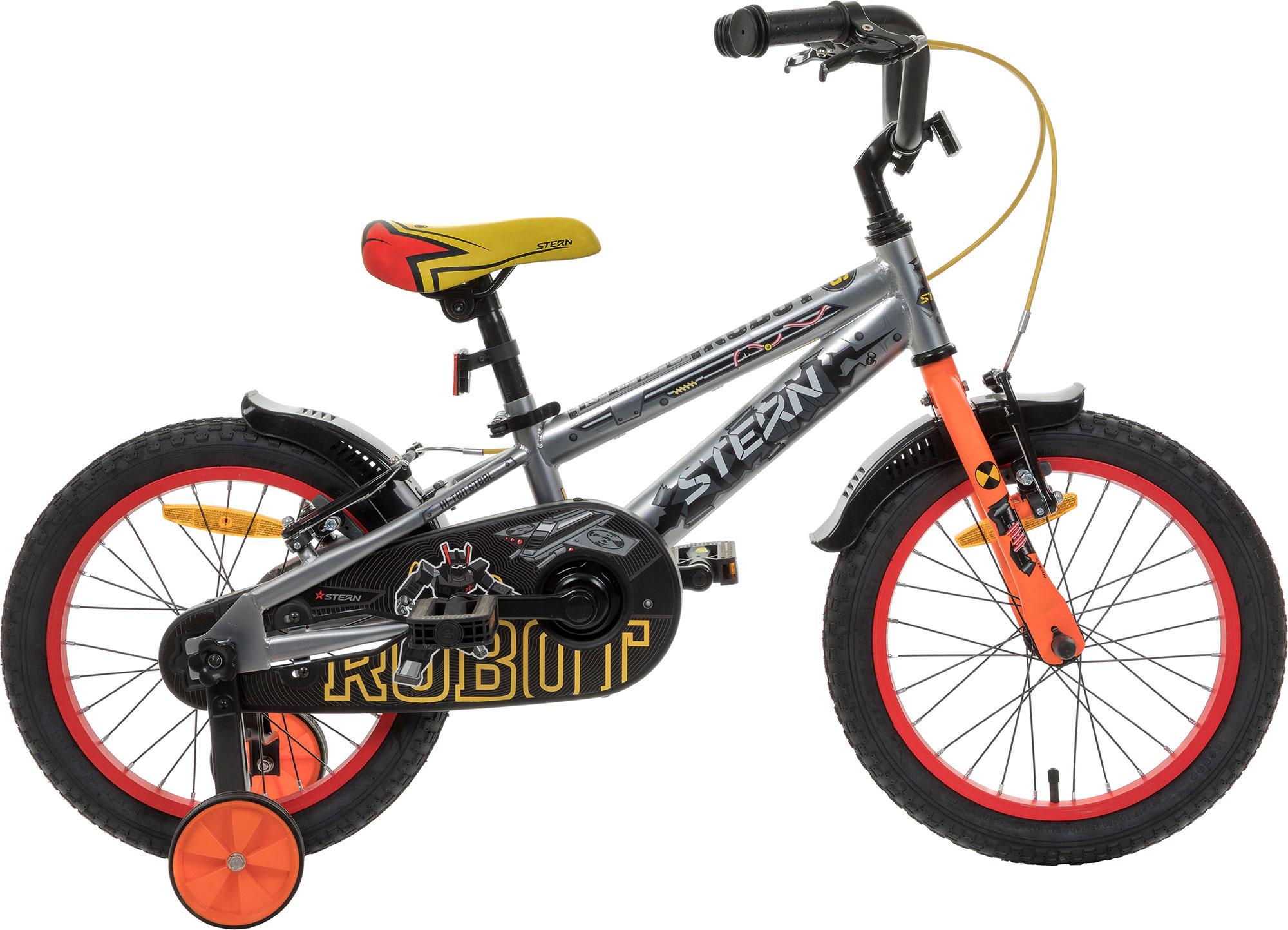 цена на Stern Велосипед для мальчиков Stern Robot 16