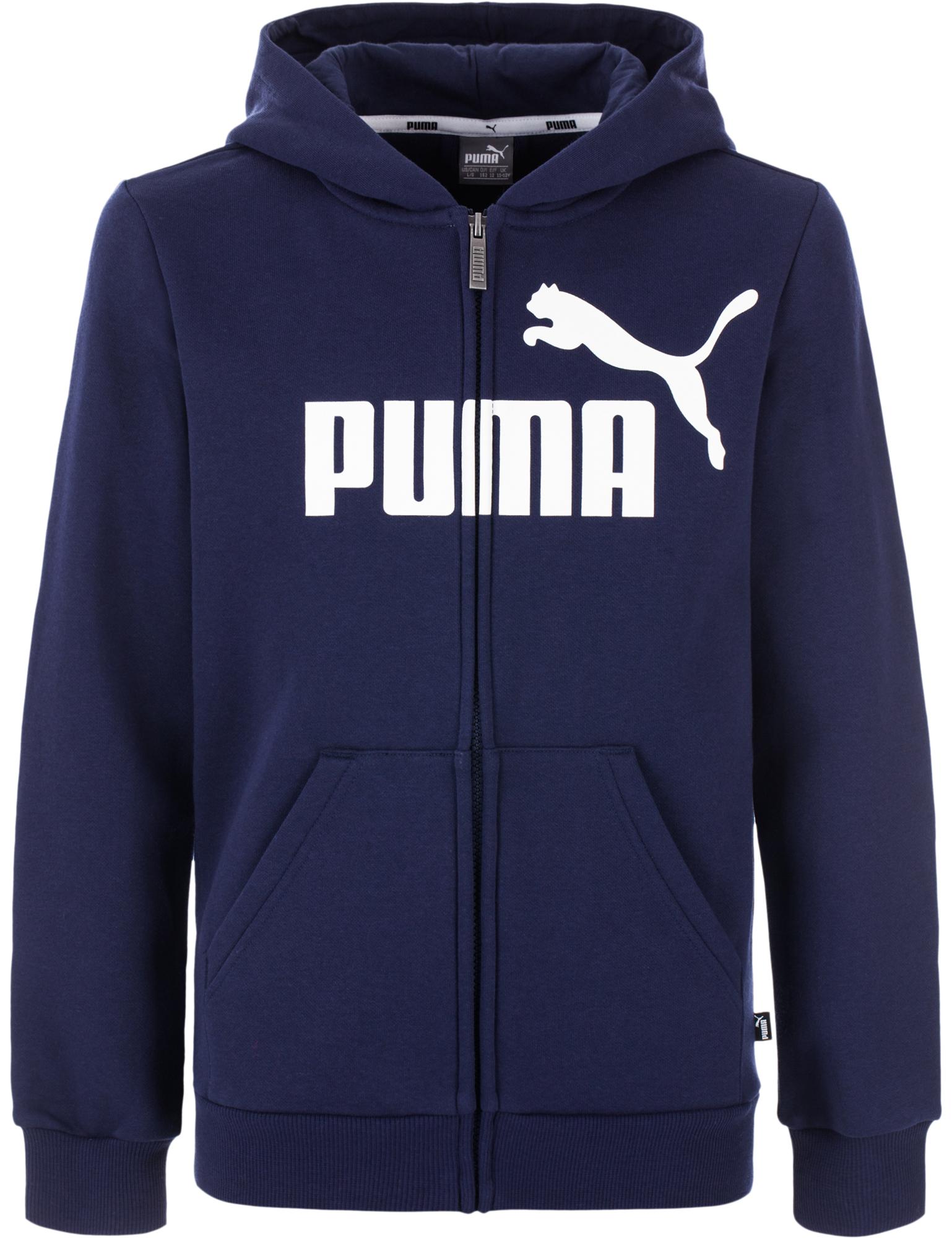 Puma Джемпер для мальчиков Puma ESS Logo Hooded, размер 176