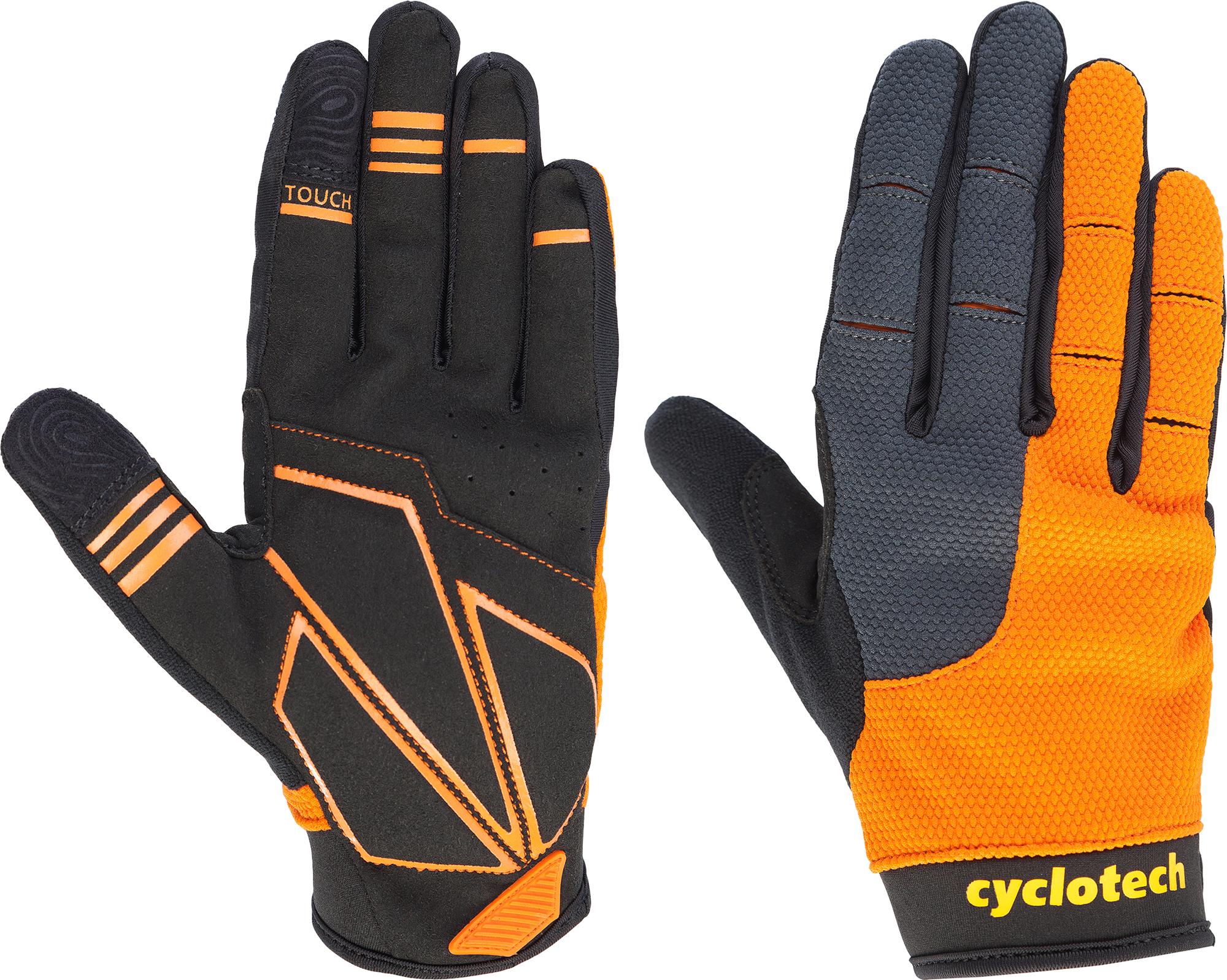 Cyclotech Перчатки велосипедные Cyclotech Nitro cyclotech выжимка цепи cyclotech