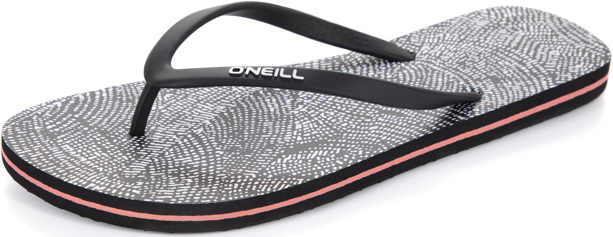 O'Neill Шлепанцы женские O'Neill, размер 40