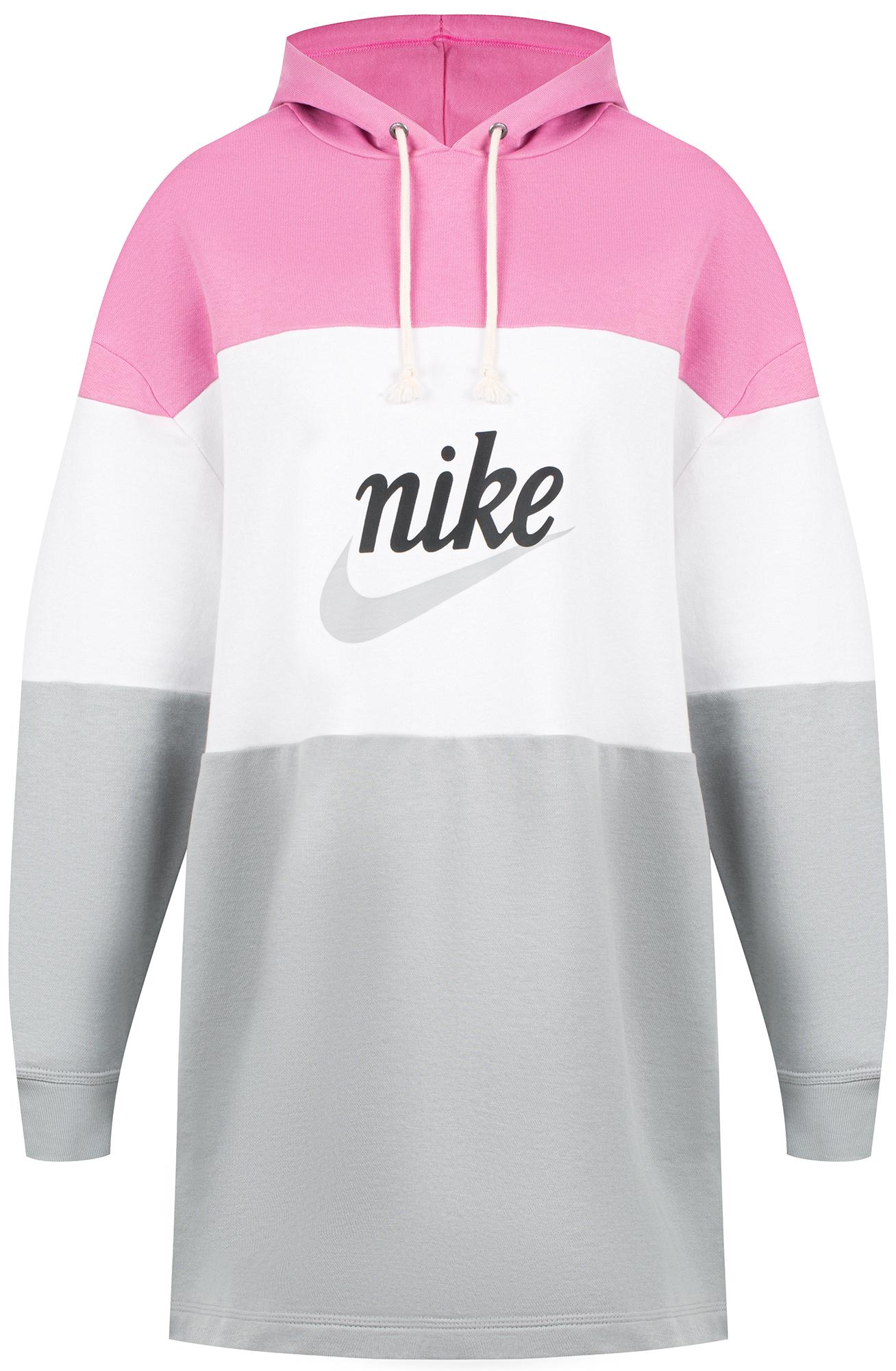 лучшая цена Nike Платье женское Nike, размер 46-48