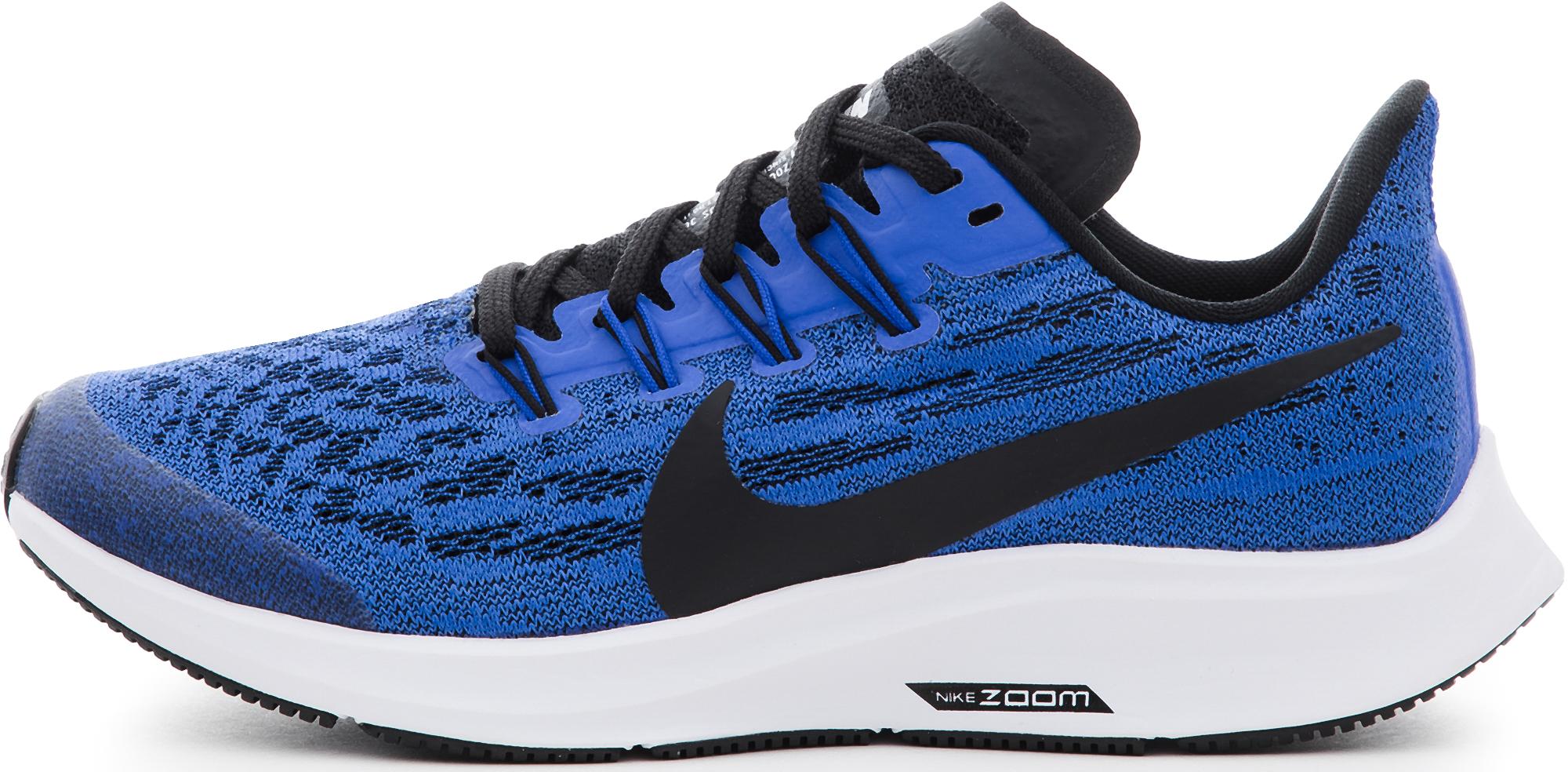 цена на Nike Кроссовки для мальчиков Nike Air Zoom Pegasus 36, размер 39