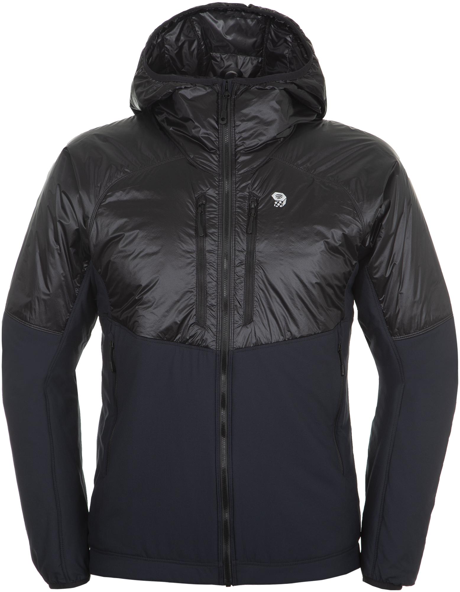 Mountain Hardwear Куртка утепленная мужская Mountain Hardwear Kor Strata, размер 48 mountain hardwear куртка утепленная мужская mountain hardwear radian размер 56