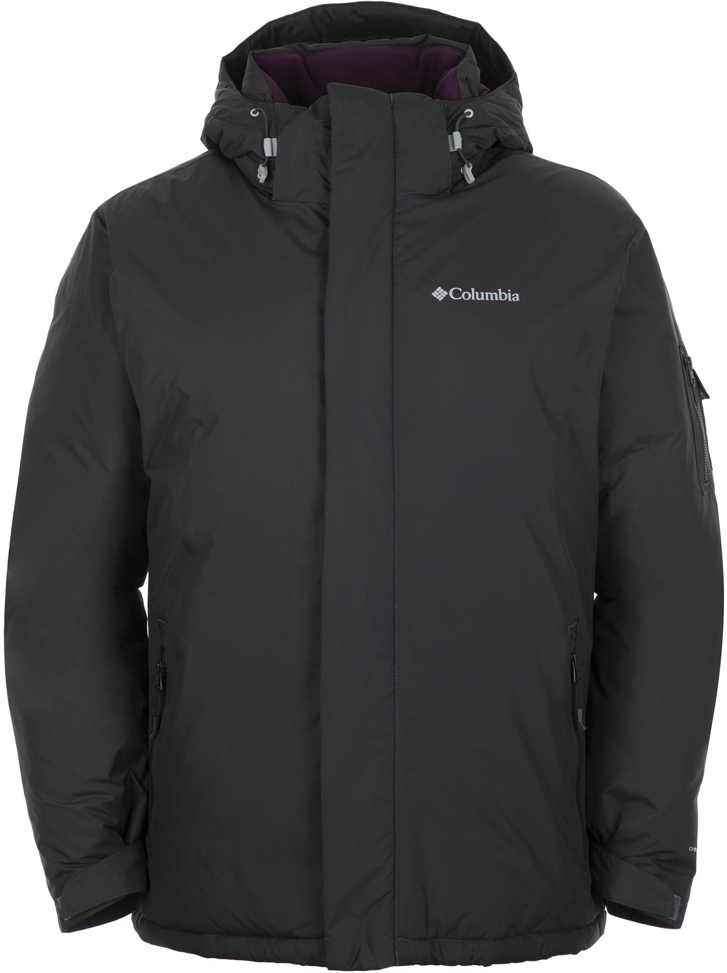 Columbia Куртка пуховая мужская Columbia Wildhorse Crest II, размер 54 цена 2017