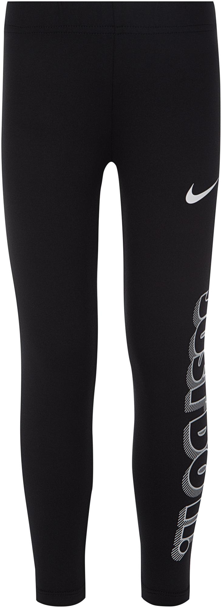 Nike Легинсы для девочек JDI, размер 122