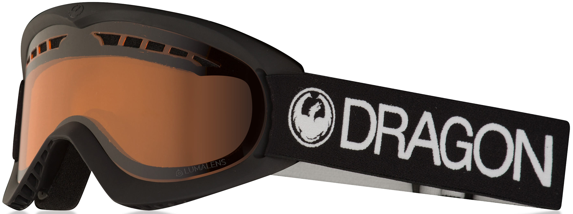 маска для сноуборда dragon d2 murdered dark smoke Dragon Маска Dragon Dx Black - Lumalens