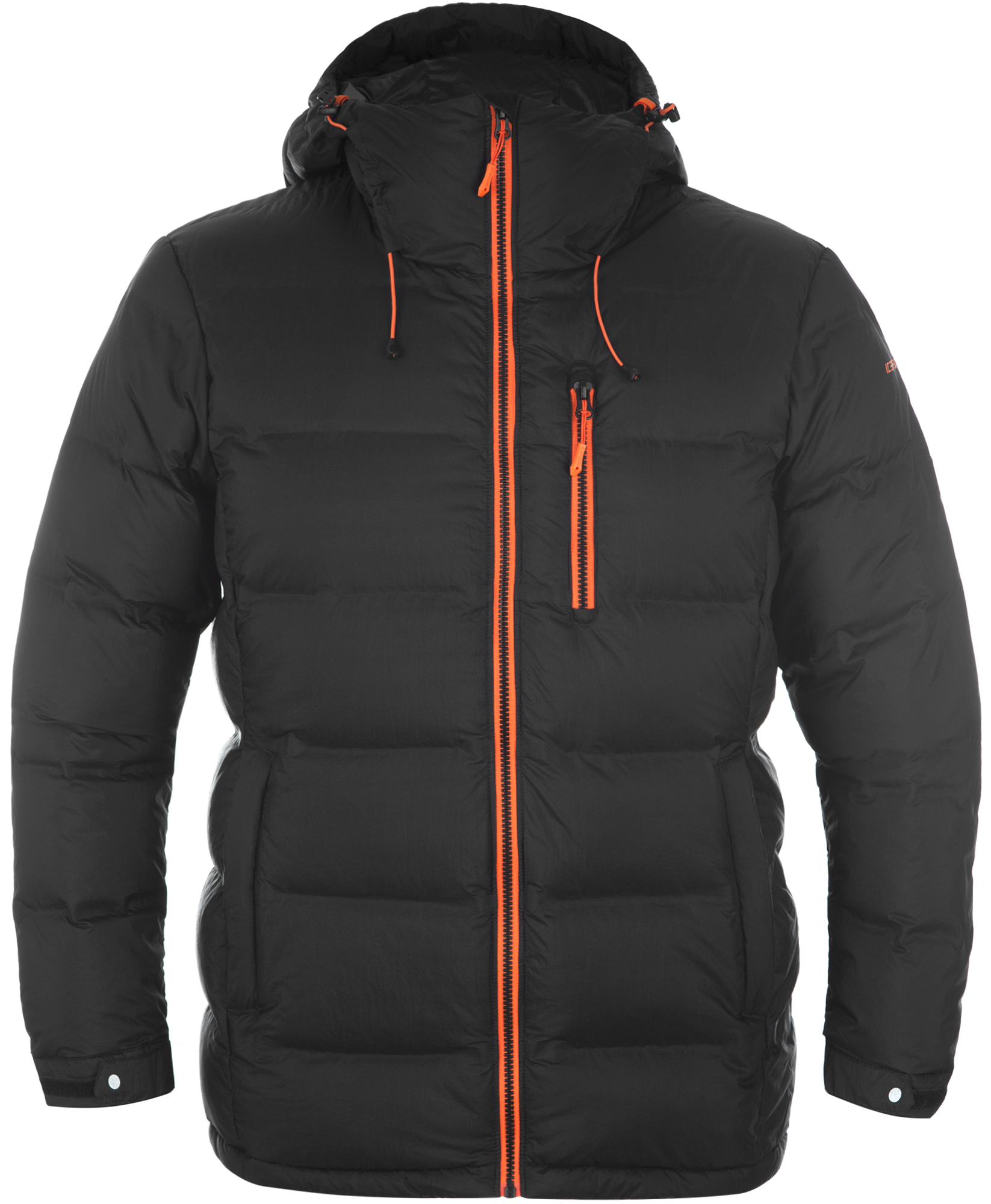 IcePeak Куртка пуховая мужская IcePeak Barak полупальто icepeak