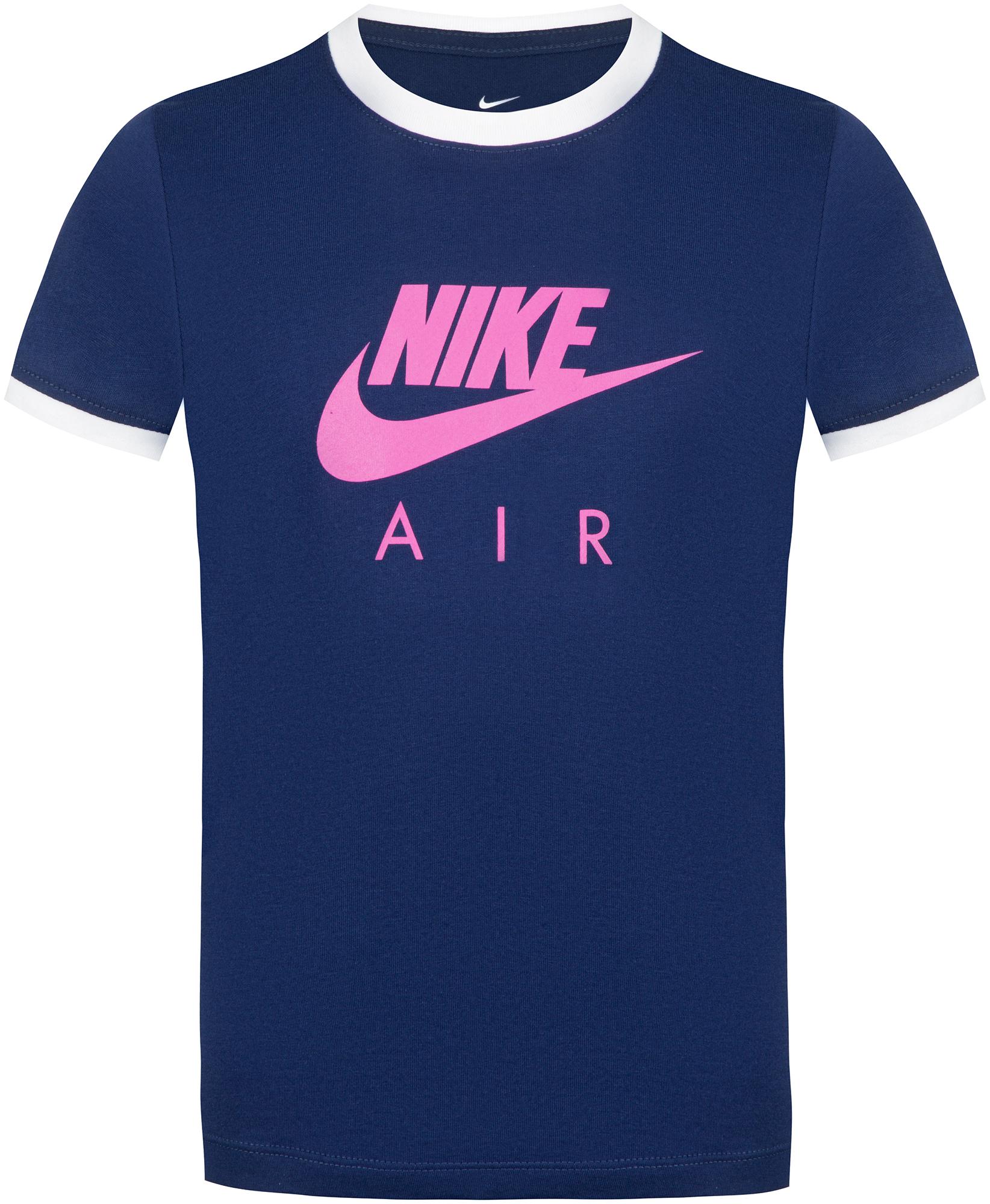 Nike Футболка для девочек Nike Air, размер 146-156