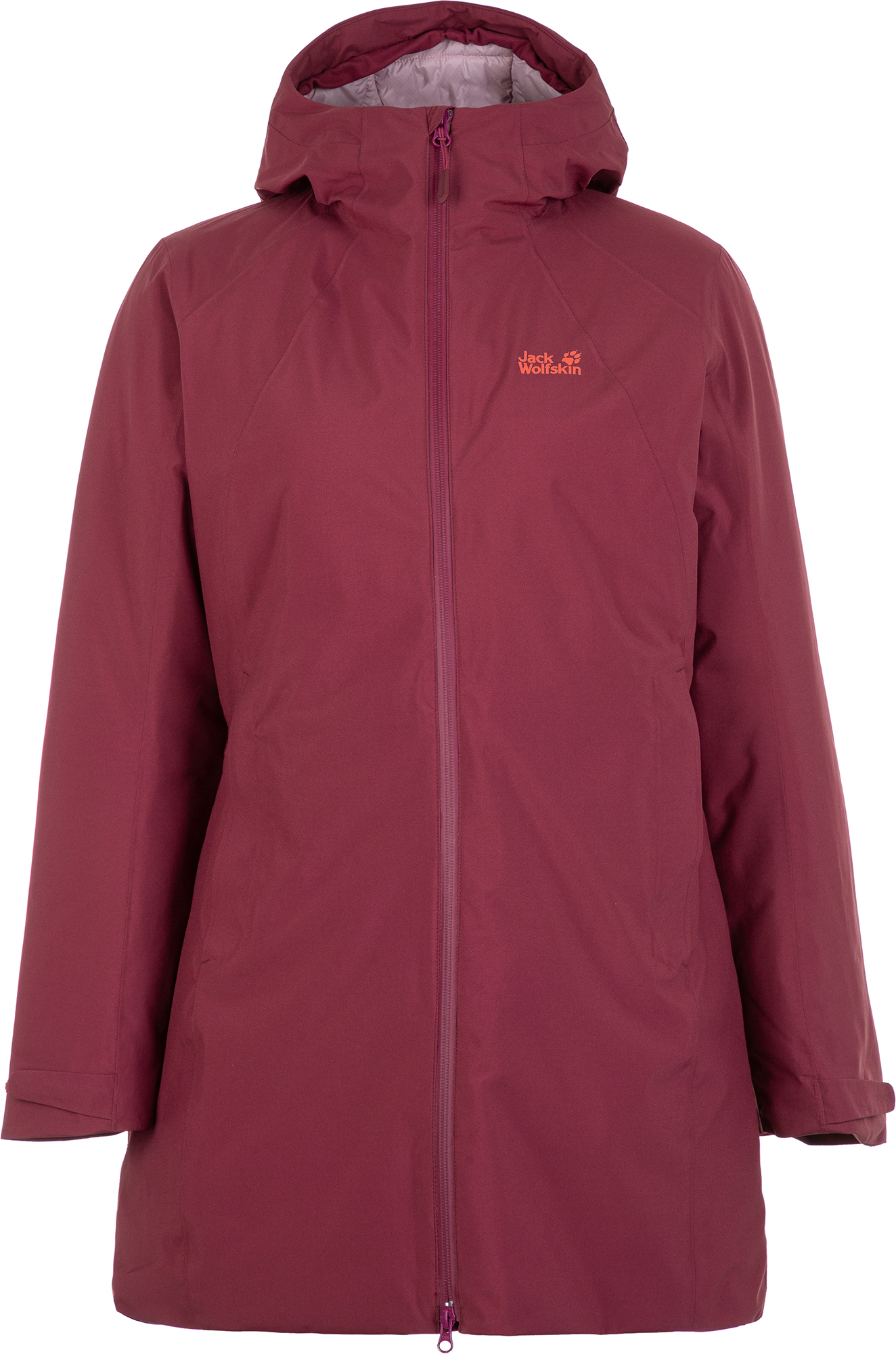 Jack Wolfskin Куртка утепленная женская Astana, размер 52-54