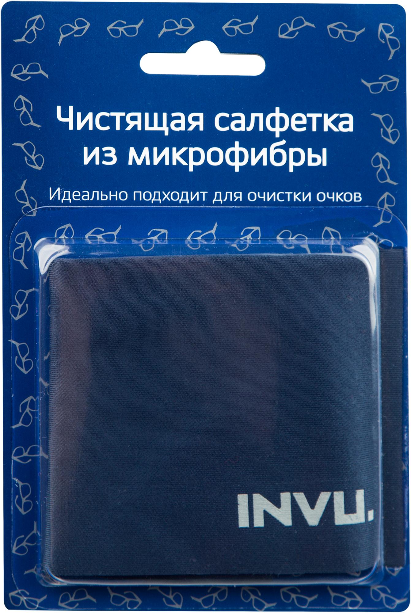 Invu Чистящая салфетка для очков