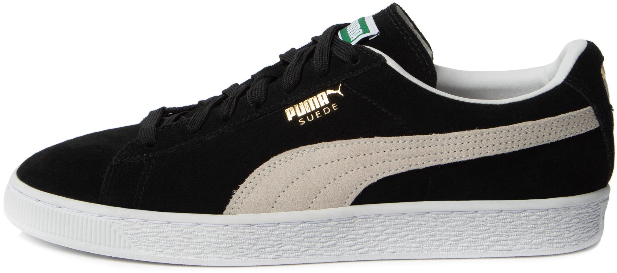 цена Puma Кеды мужские Puma Suede Classic+, размер 41.5 онлайн в 2017 году