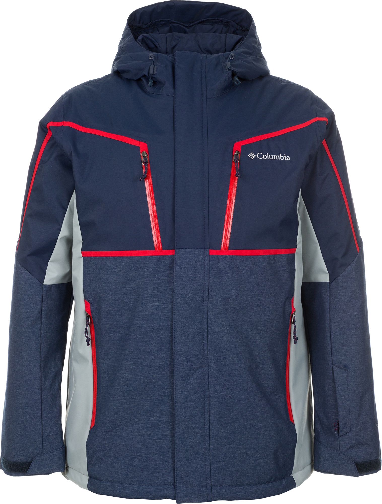 Columbia Куртка утепленная мужская Columbia Kantor Summit II, размер 56-58