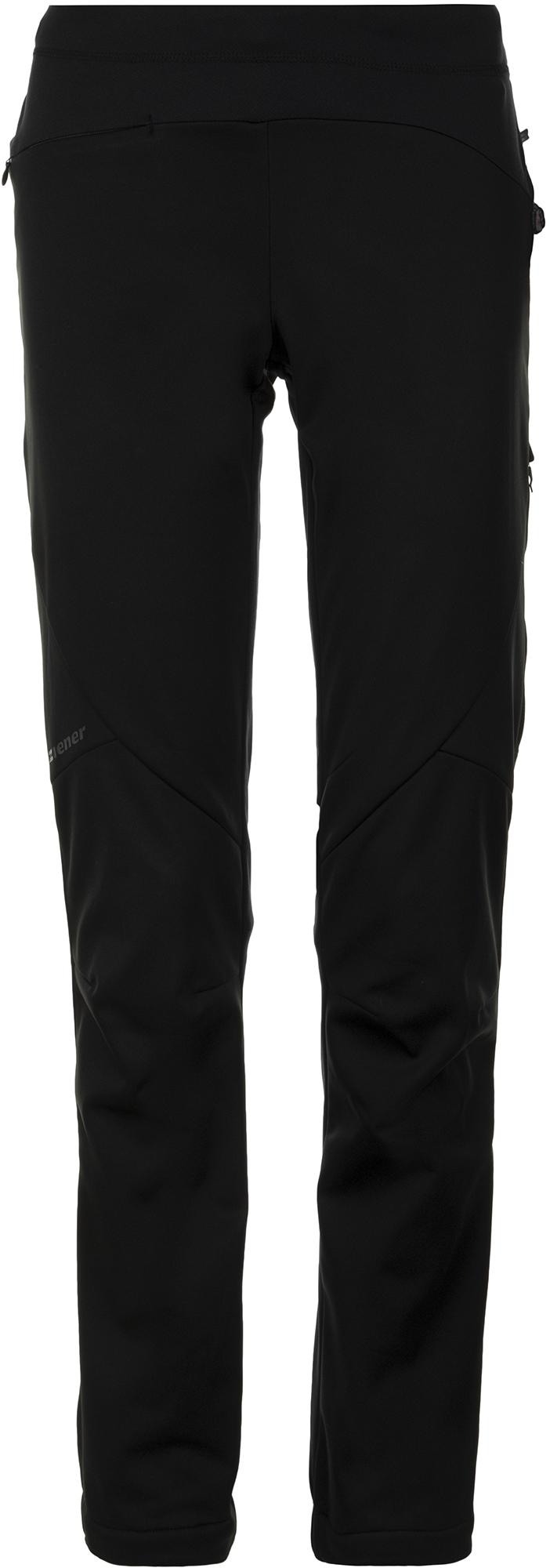 Ziener Брюки женские Ziener Nyda, размер 46 брюки женские oodji цвет светло серый меланж 16701010b 46980 2000m размер m 46