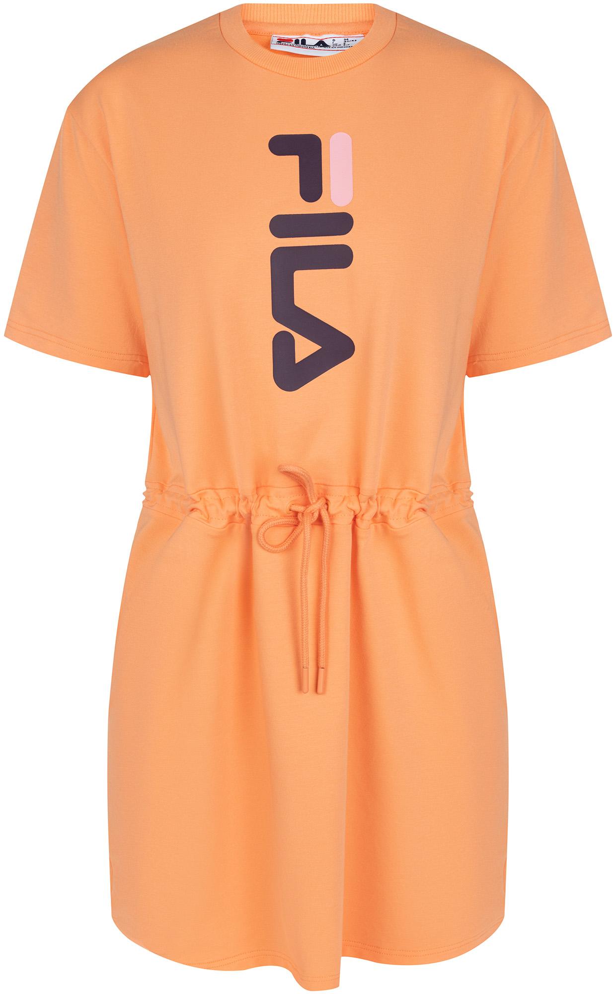 FILA Платье женское FILA, размер 42 платье oodji ultra цвет красный белый 14001071 13 46148 4512s размер xs 42 170