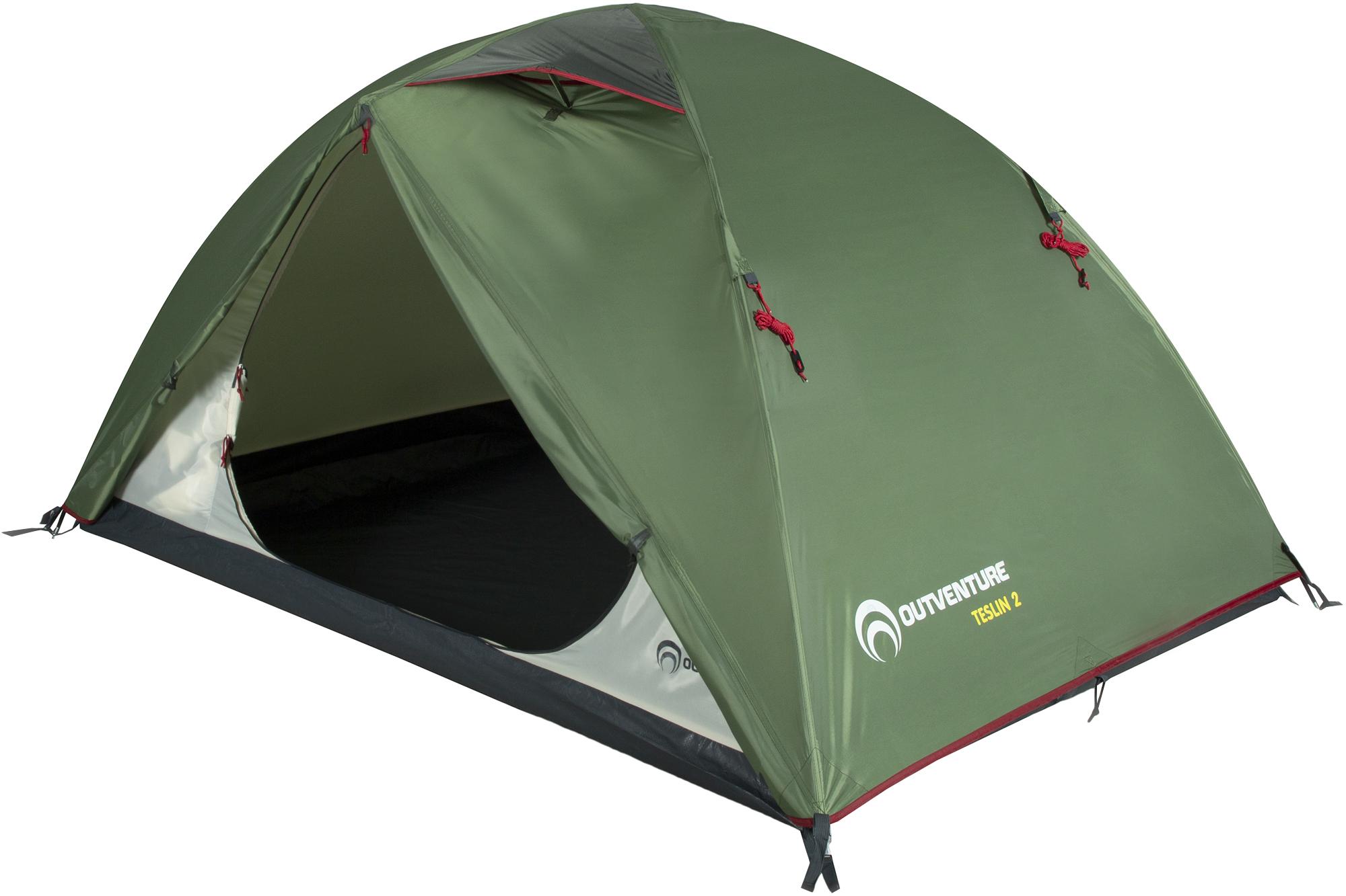 Outventure Teslin 2 палатка туристическая maverick ideal 400